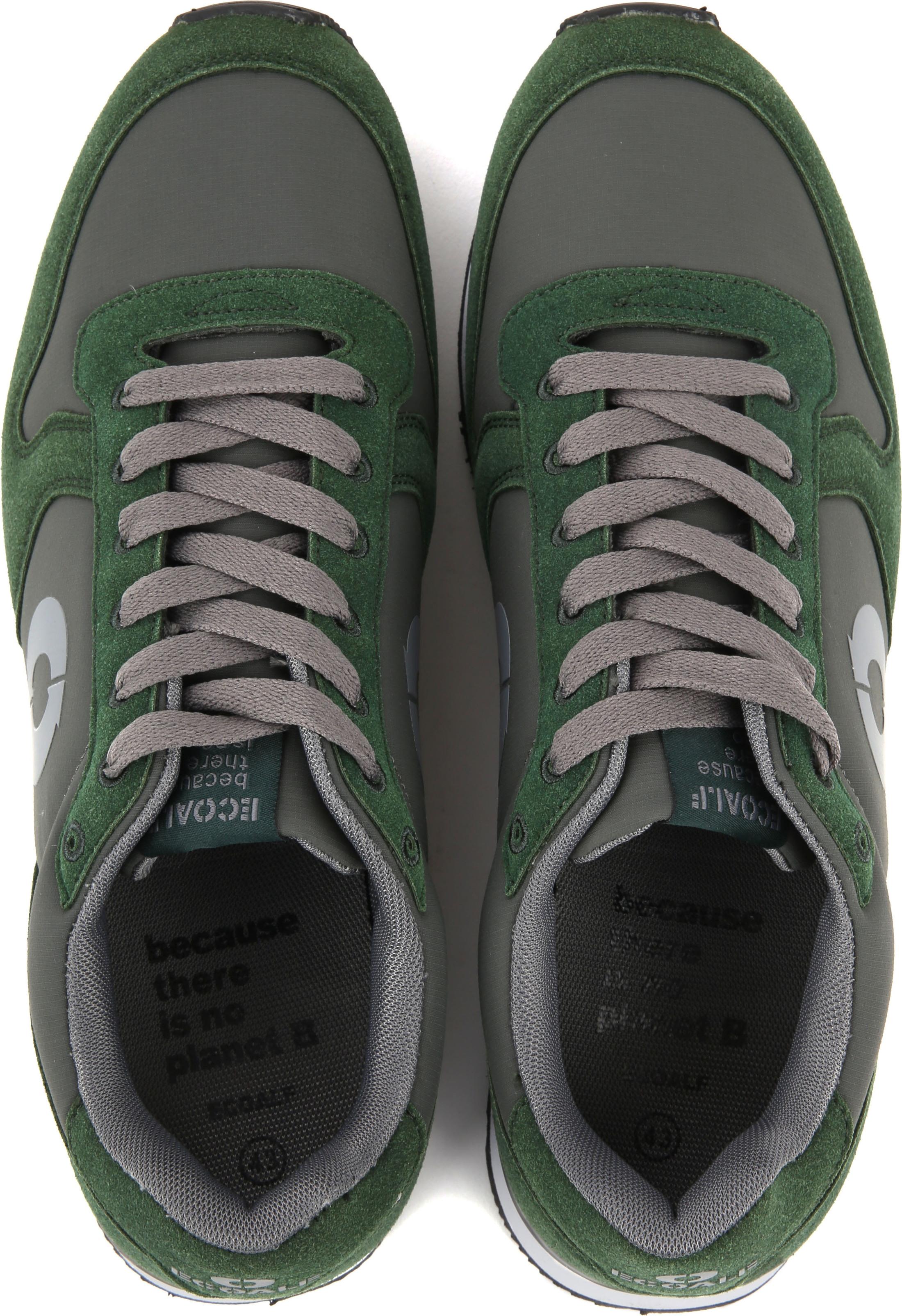 Ecoalf Sneaker Yale Groen foto 4