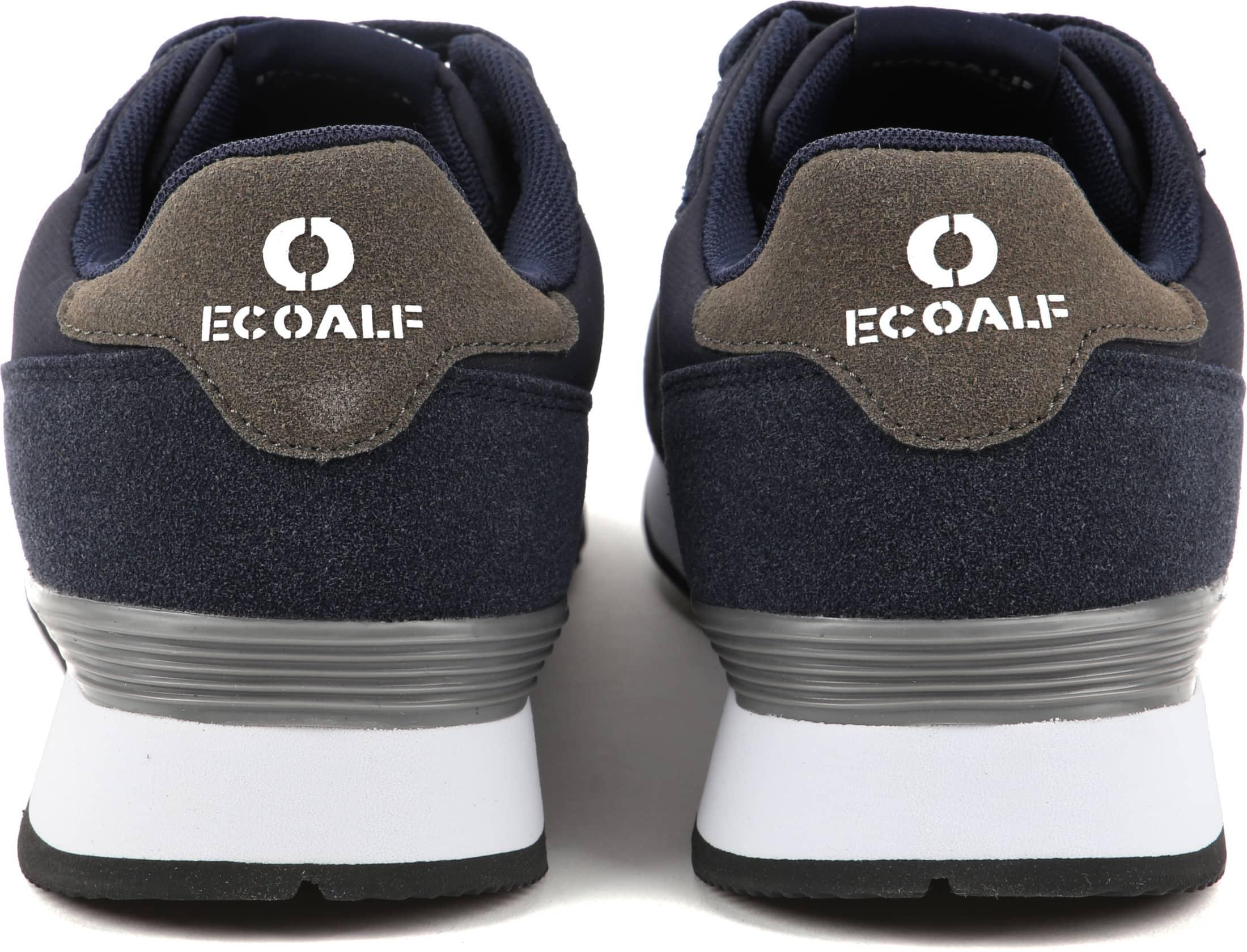 Ecoalf Sneaker Yale Navy foto 2
