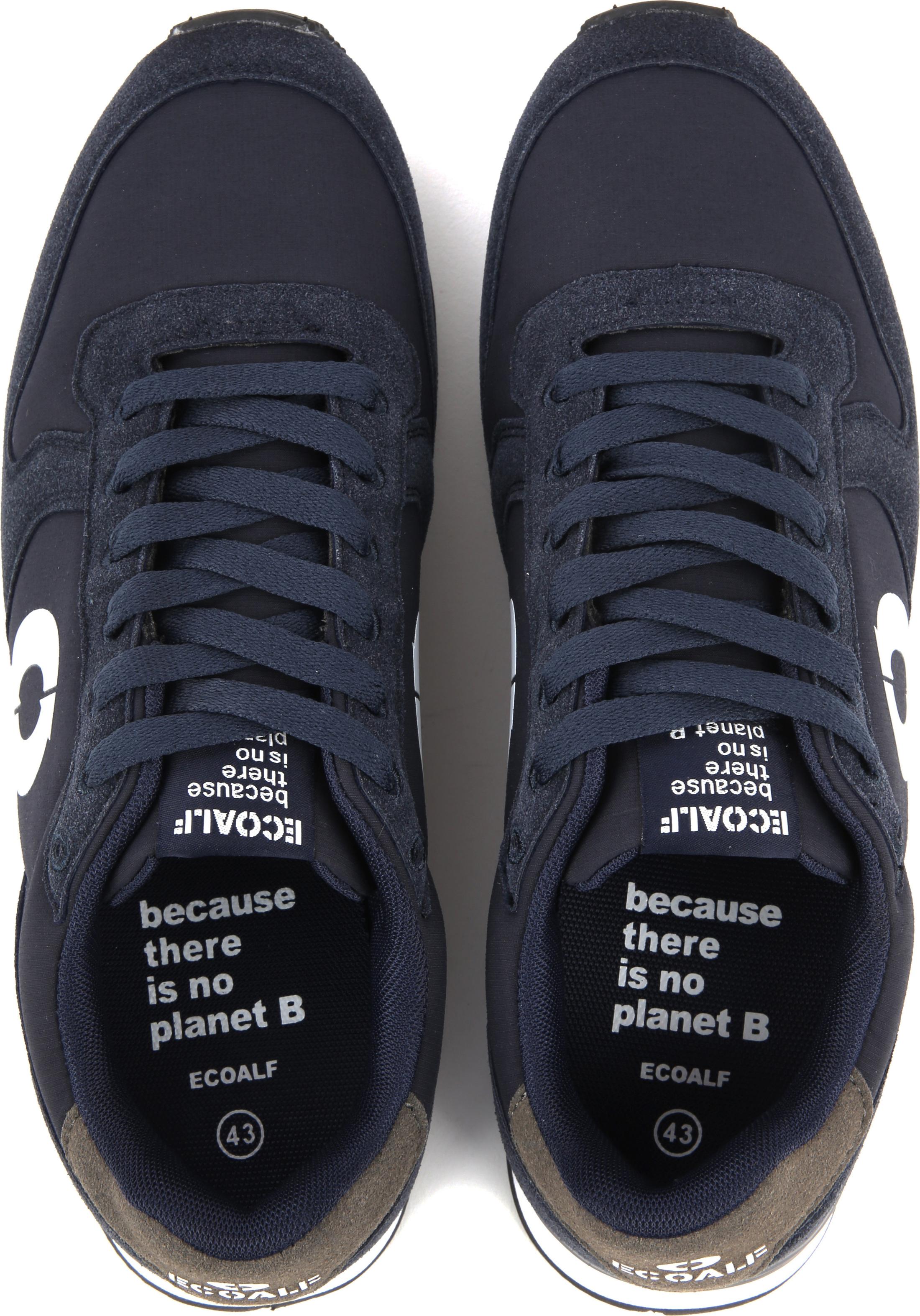 Ecoalf Sneaker Yale Navy foto 4