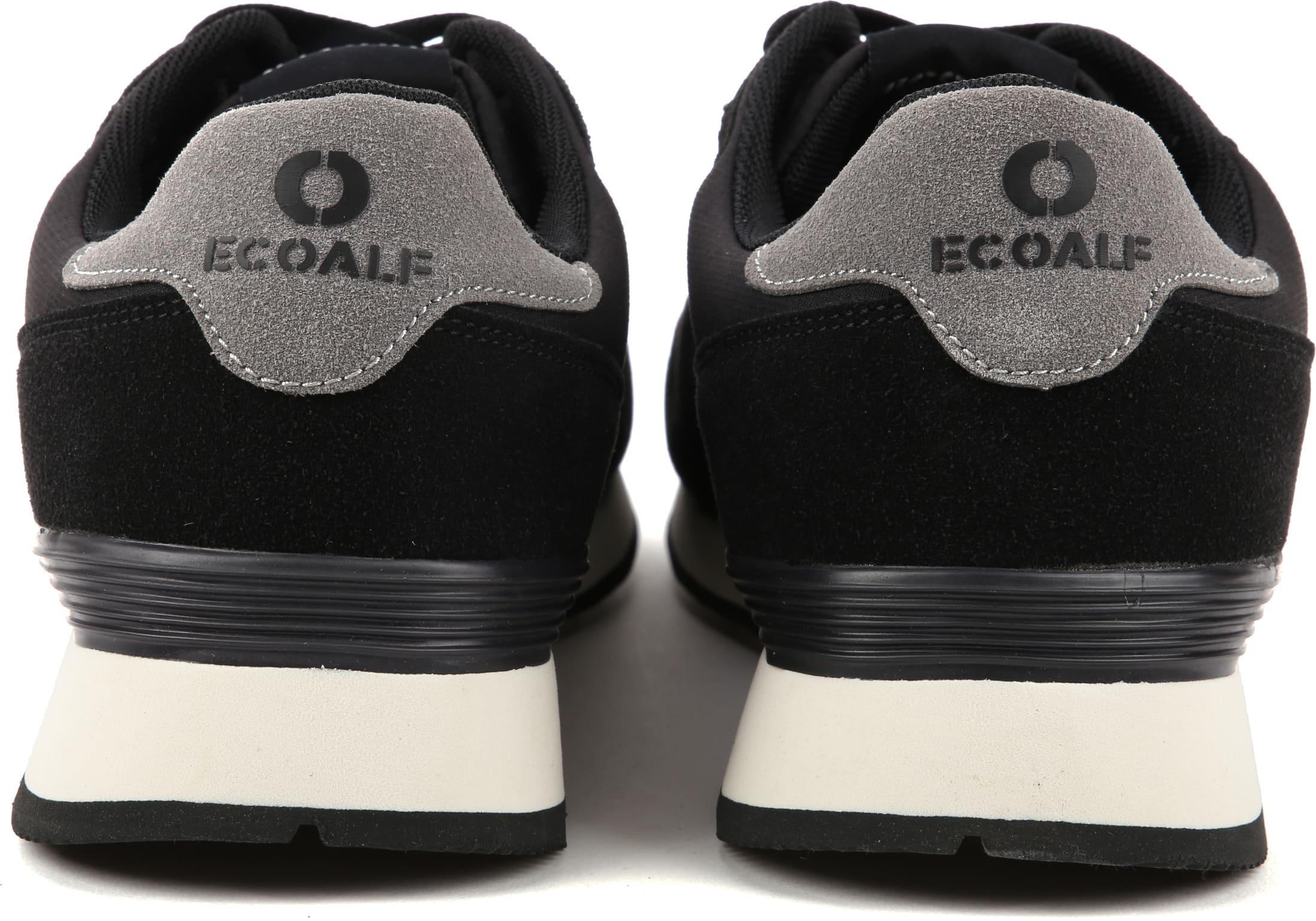 Ecoalf Sneaker Yale Zwart foto 3