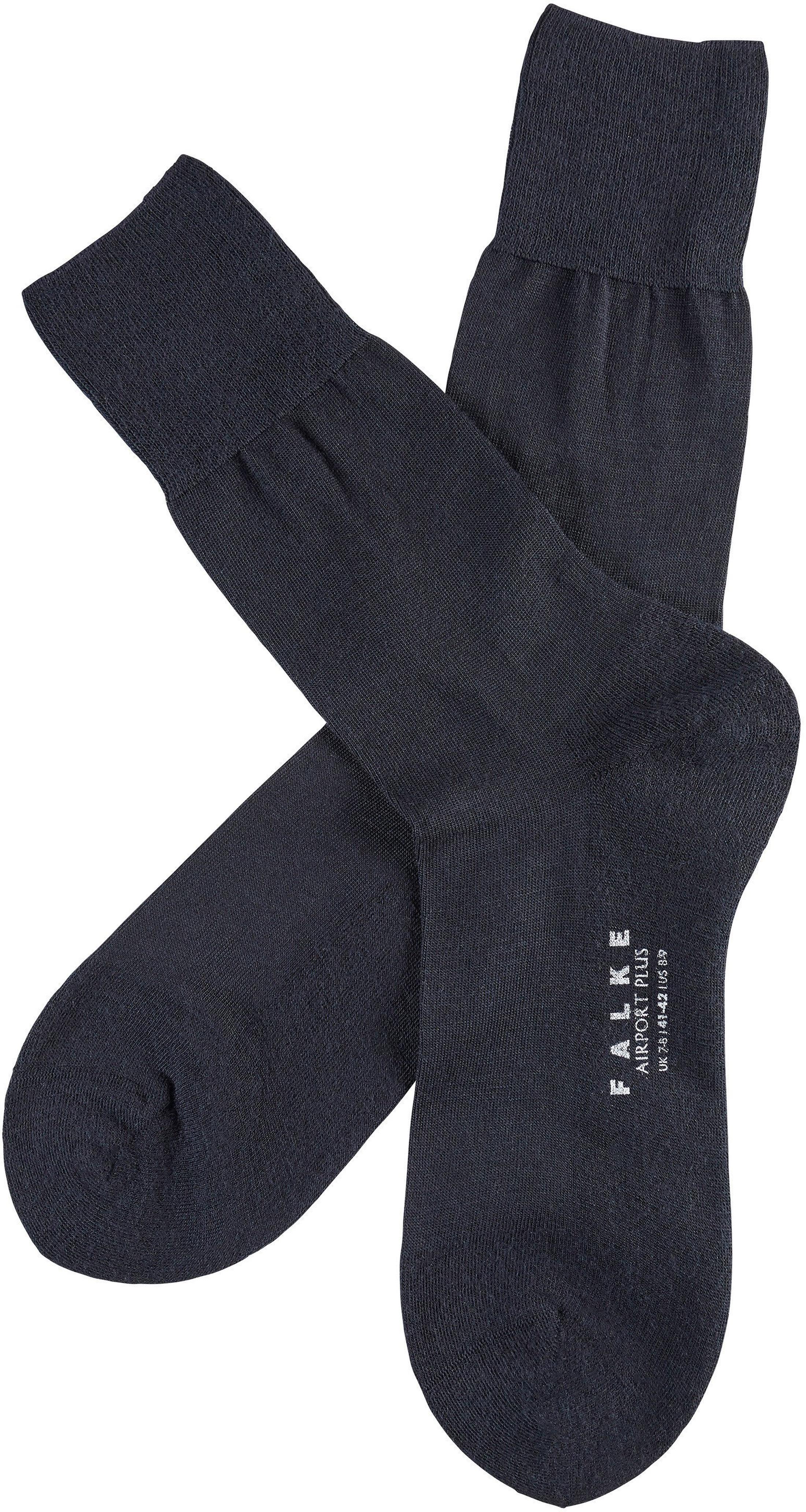 Falke Airport PLUS Socks Navy 6370