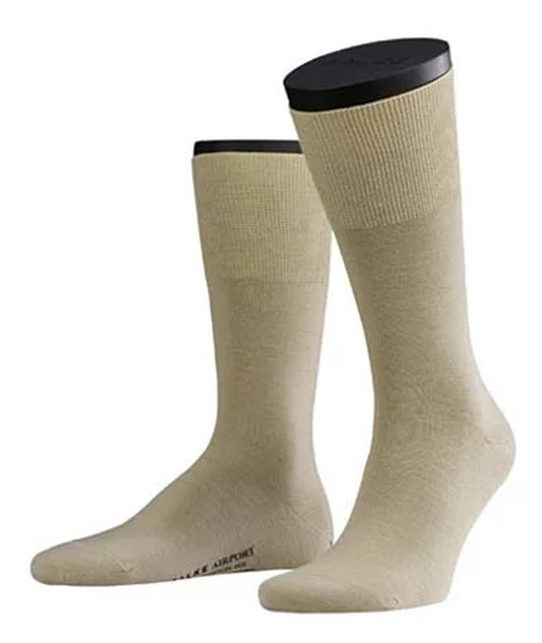 Falke Airport Socks Sand 4320 foto 0