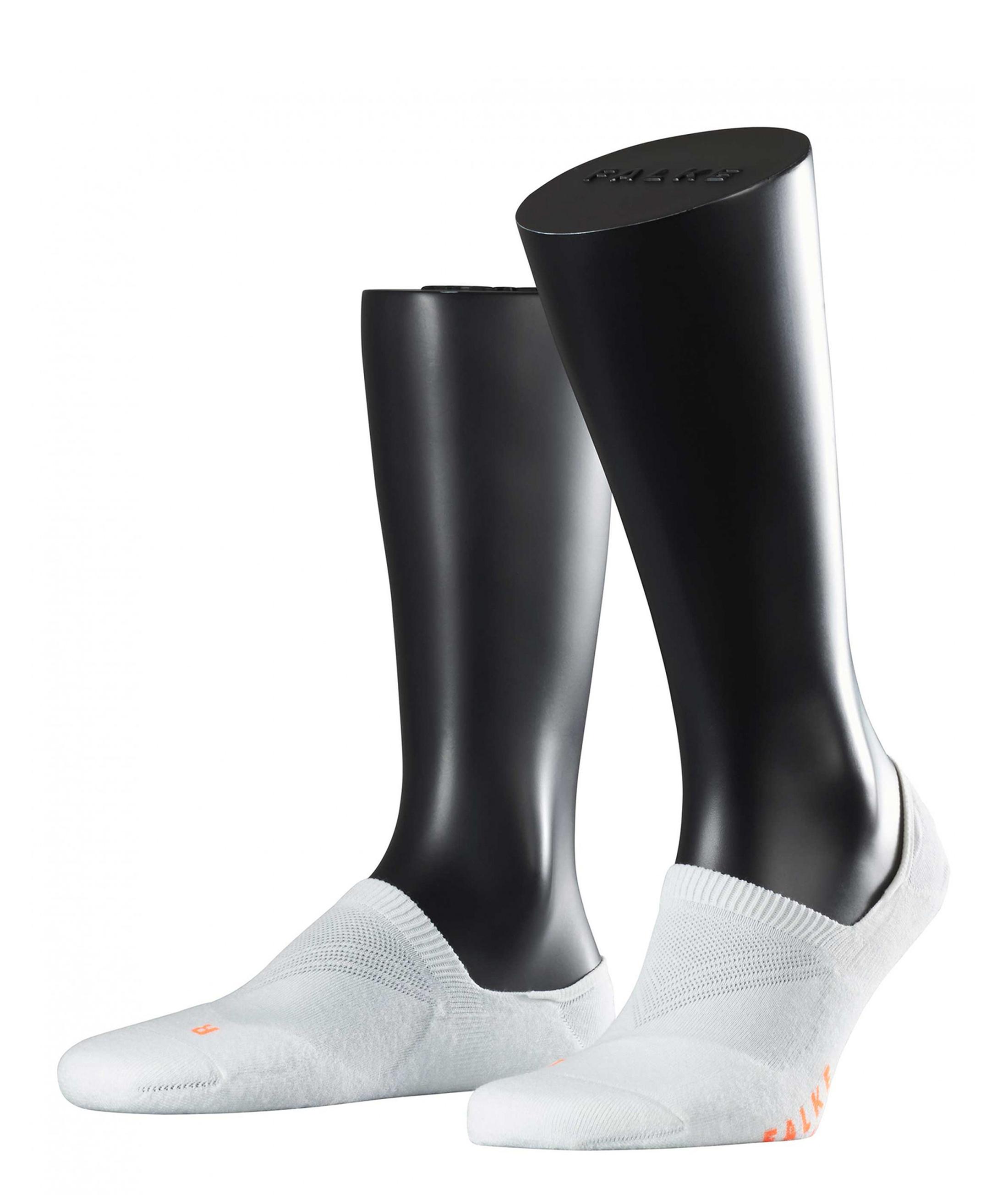Falke Cool Kick Sock White foto 0