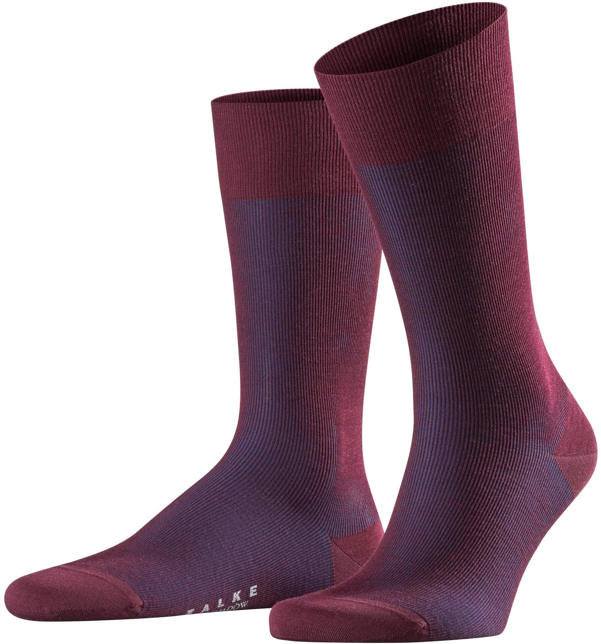 Falke Socks Gift Box Kobalt & Bordeaux foto 1