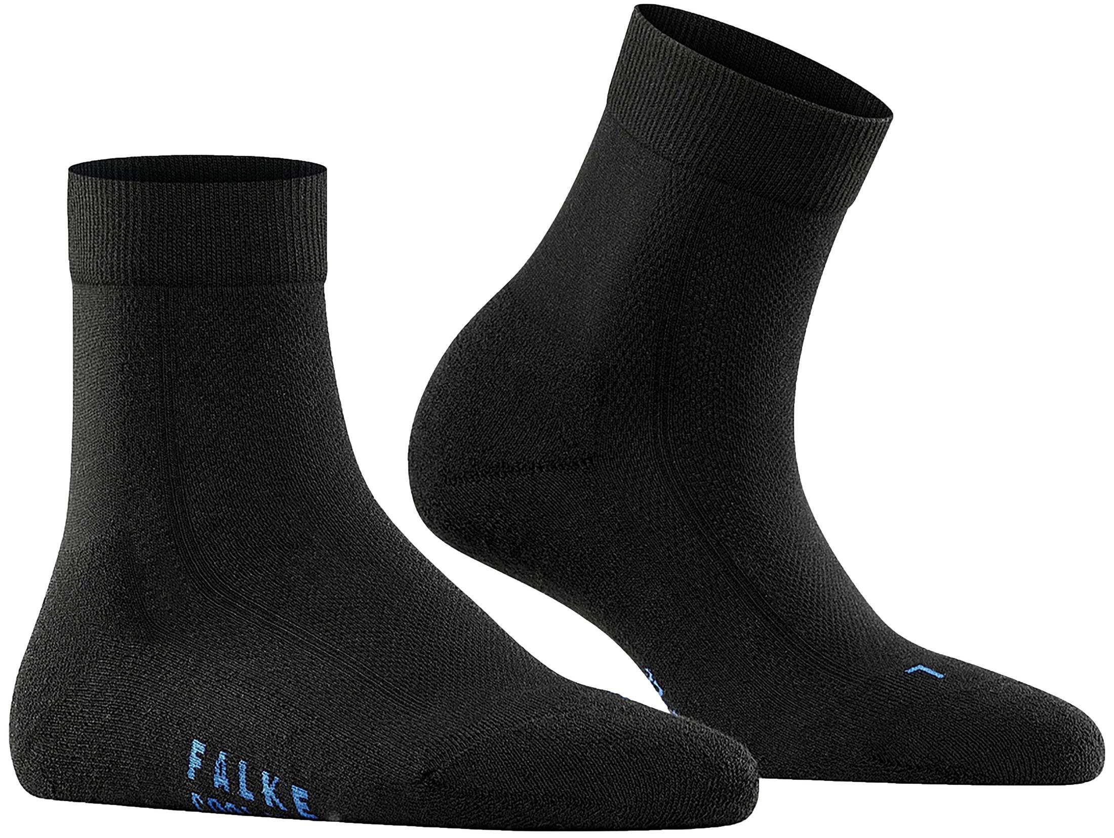 Falke Sok Cool Kick Zwart