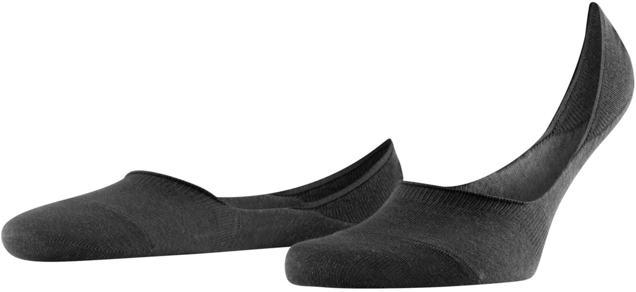 Falke Step Invisible Black 3000