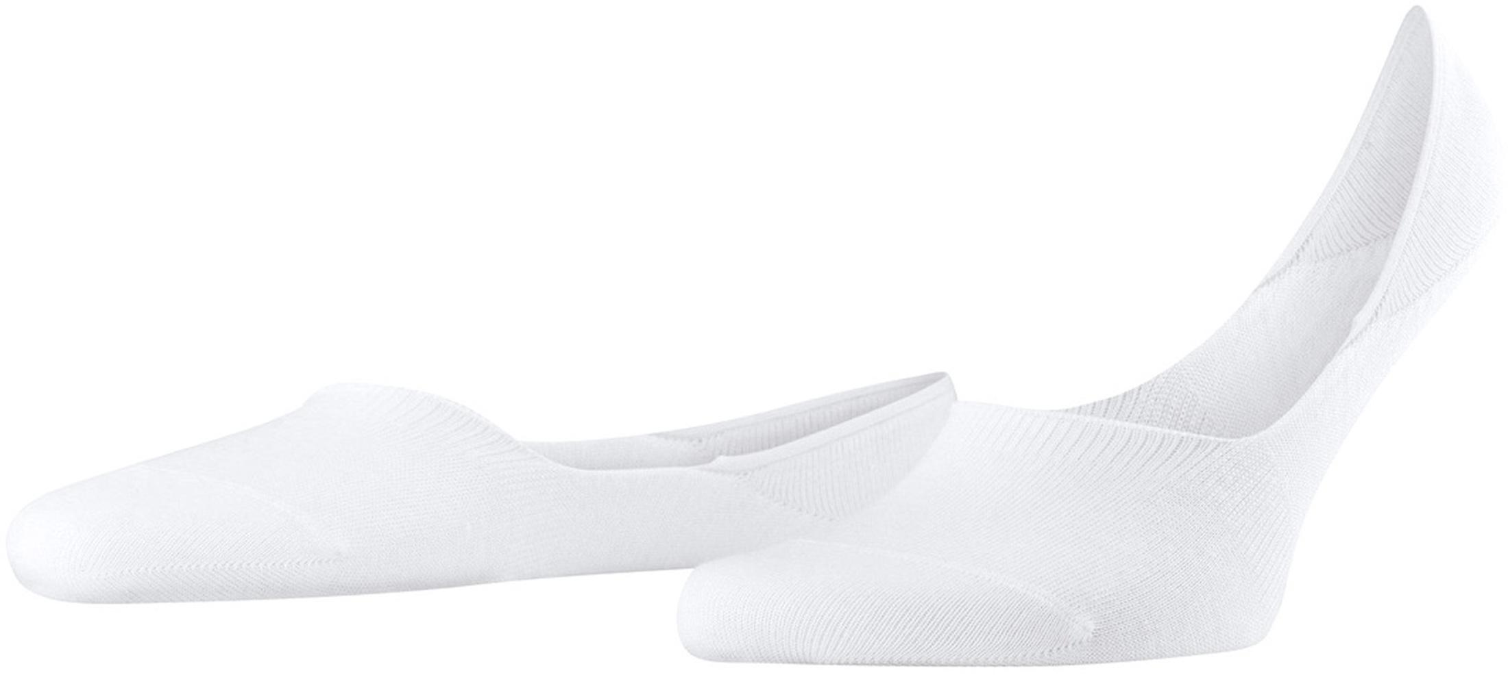 Falke Step Invisible White 2000