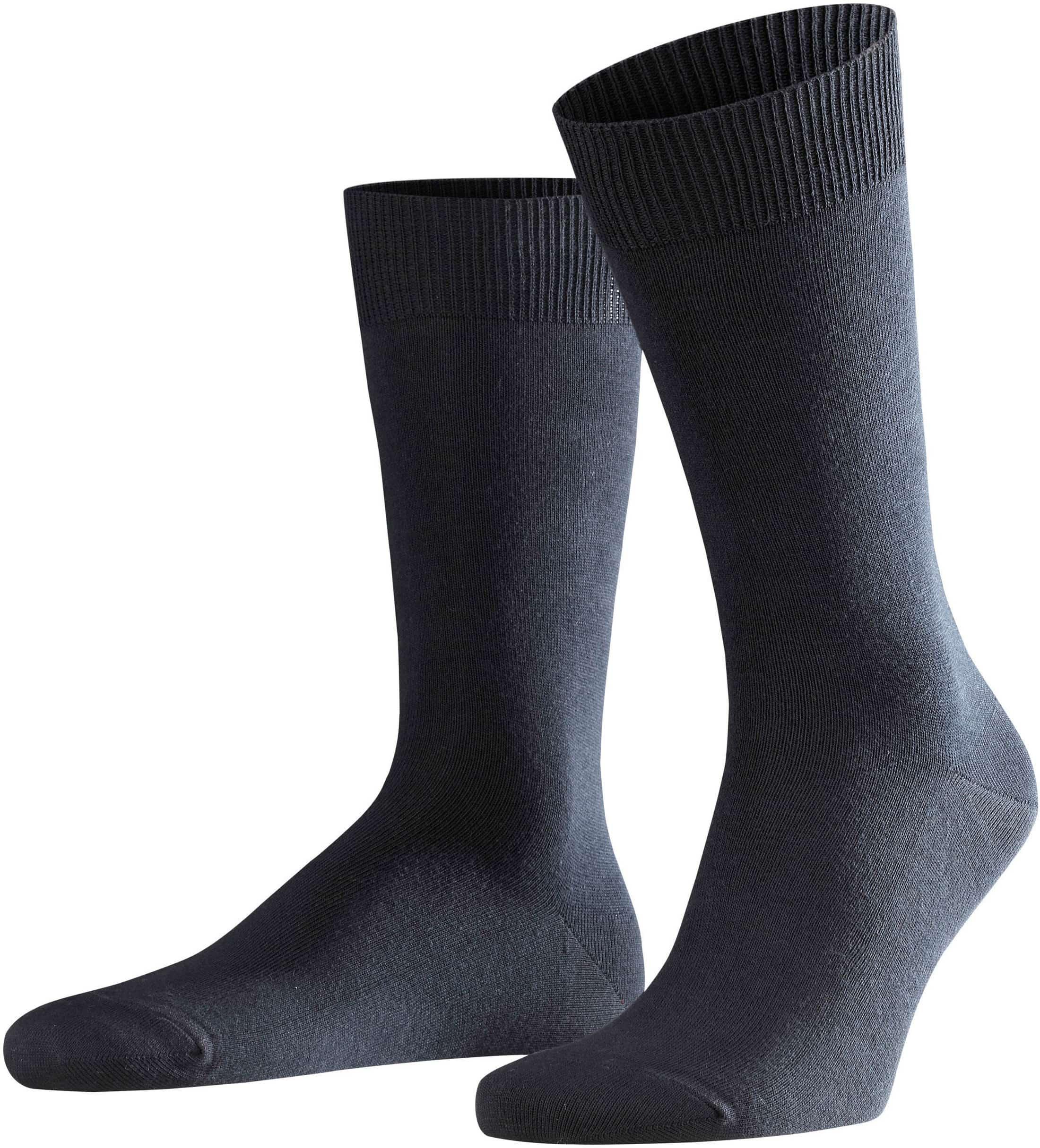 Falke Swing Socks 2-Pack Navy foto 0