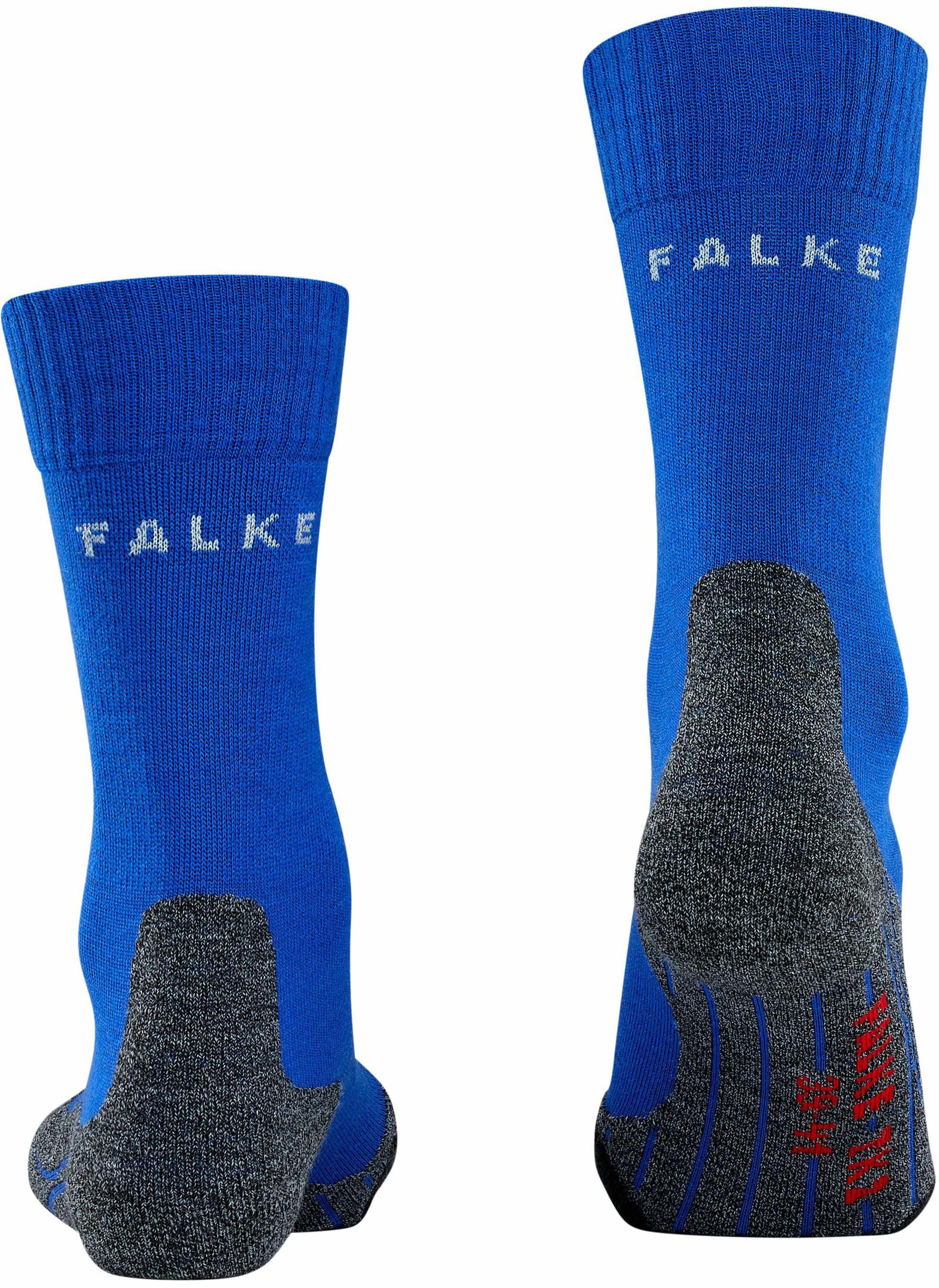 Falke TK2 Wandelsok Blauw