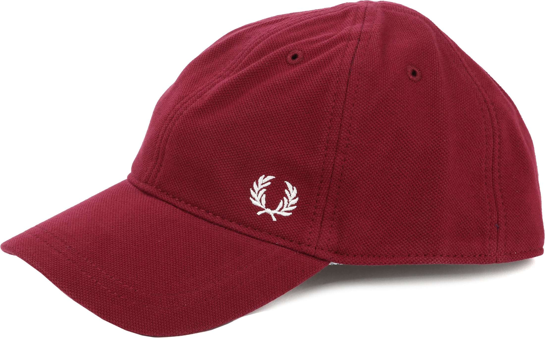 Fred Perry A27 Cap Bordeaux foto 0
