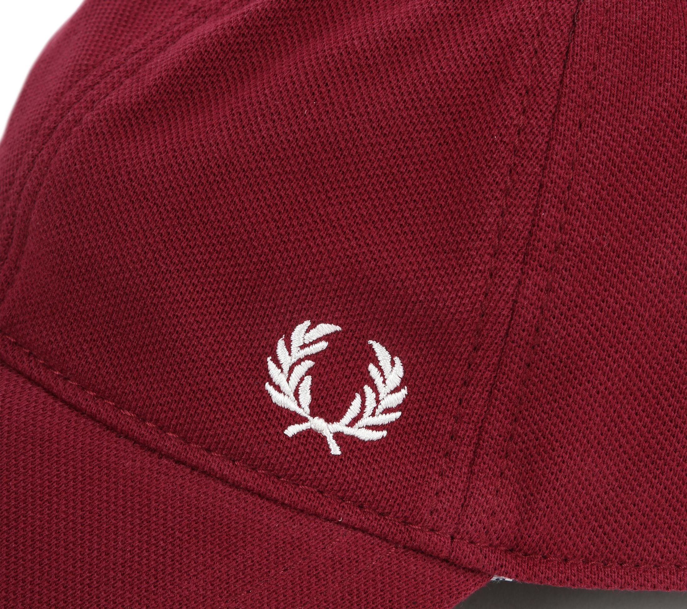 Fred Perry A27 Cap Bordeaux foto 1