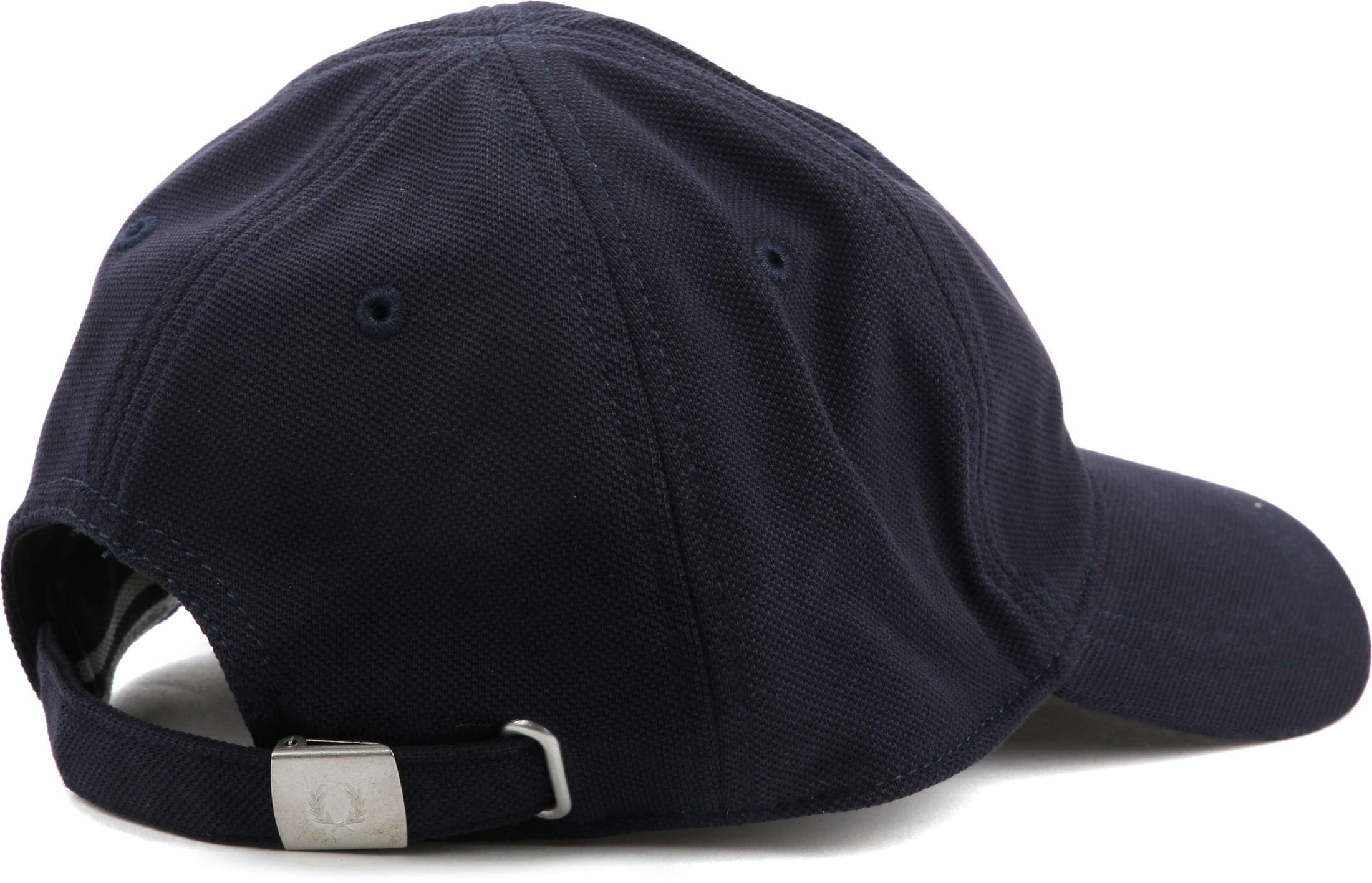 Fred Perry A27 Cap Donkerblauw foto 2