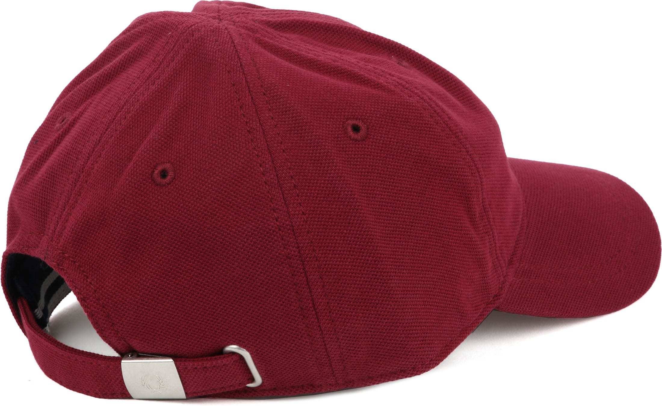 Fred Perry A27 Kappe Bordeaux foto 2