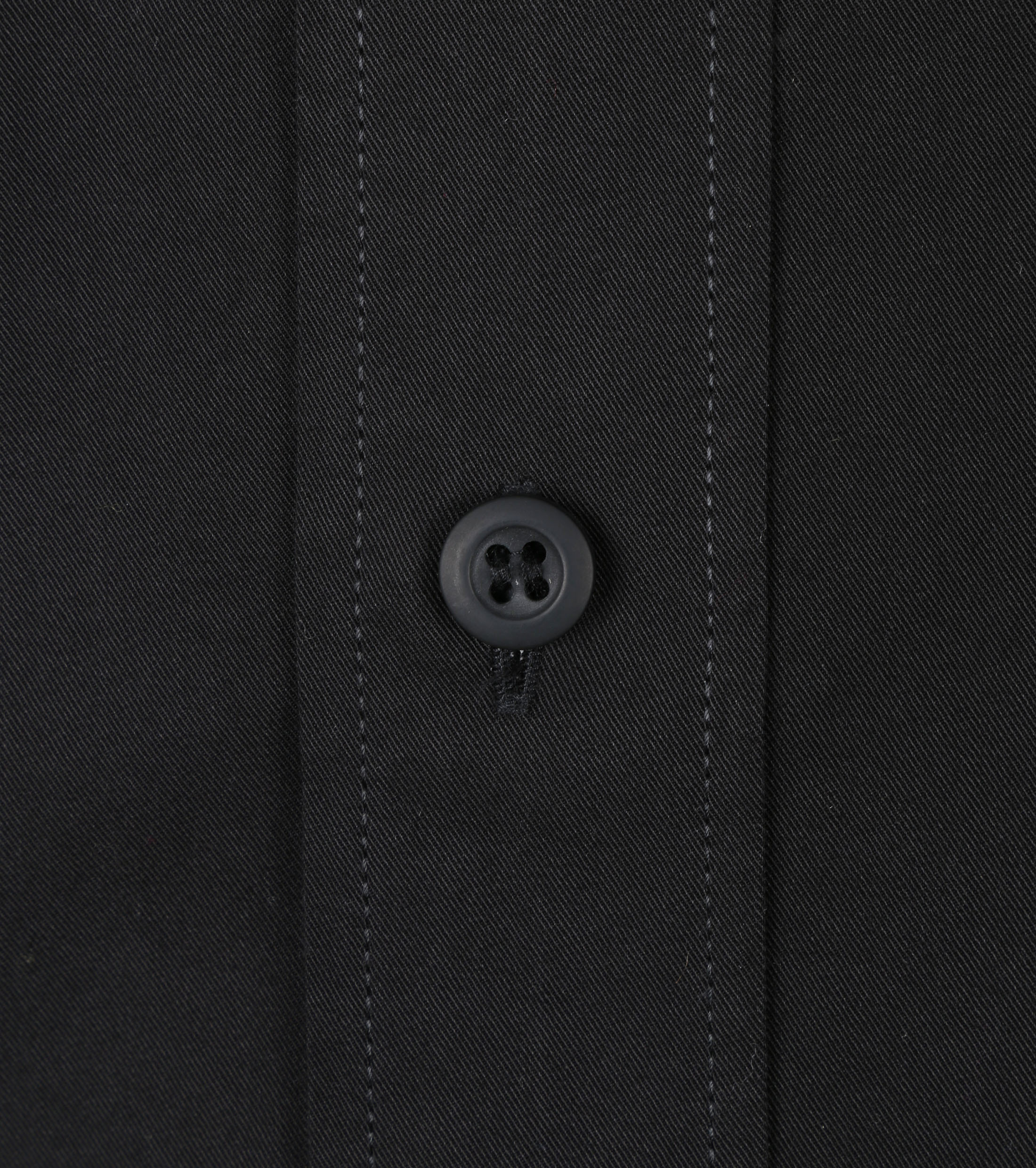 Fred Perry Classic Overhemd Zwart