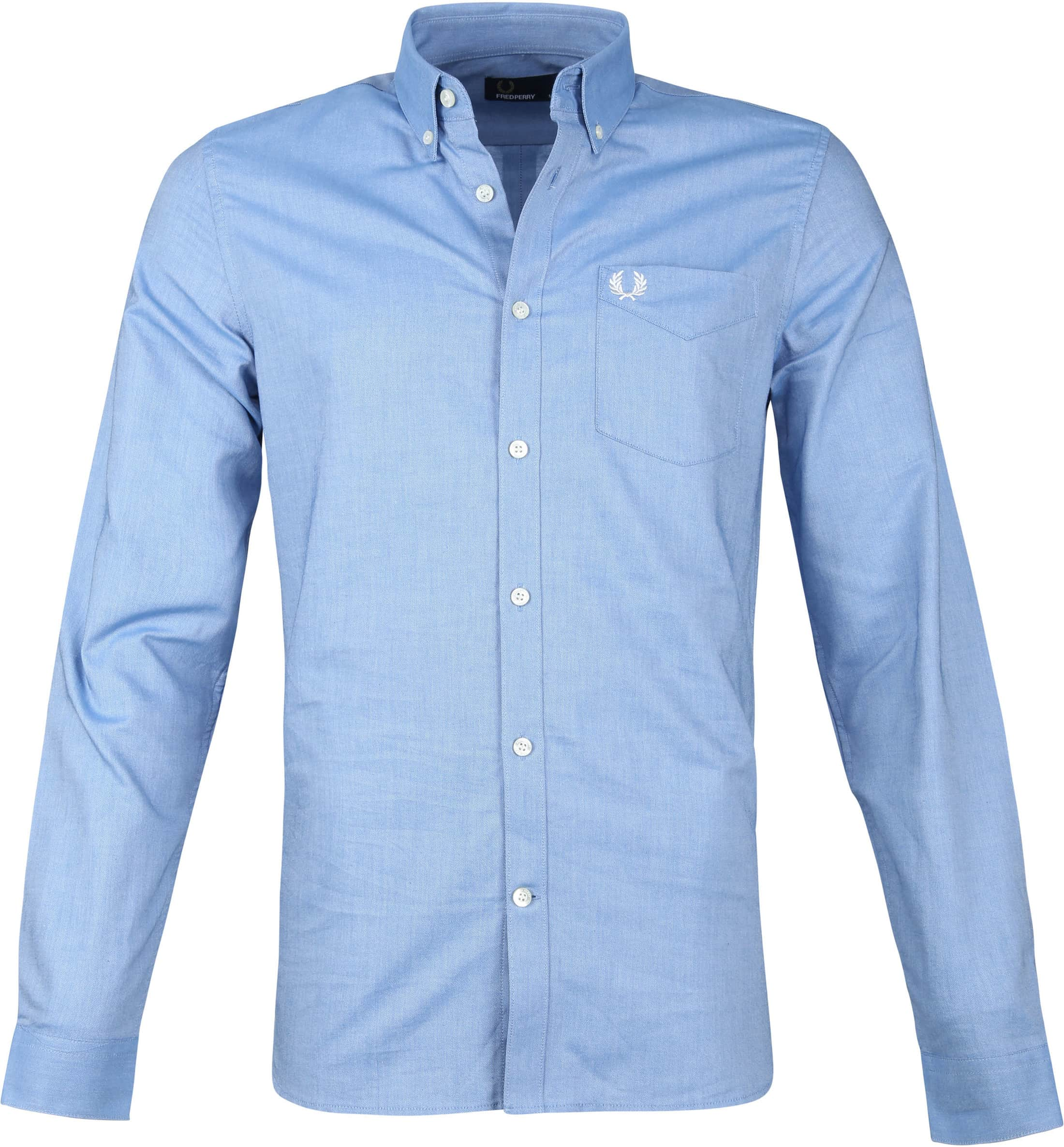 Fred Perry Classic Shirt Blue photo 0