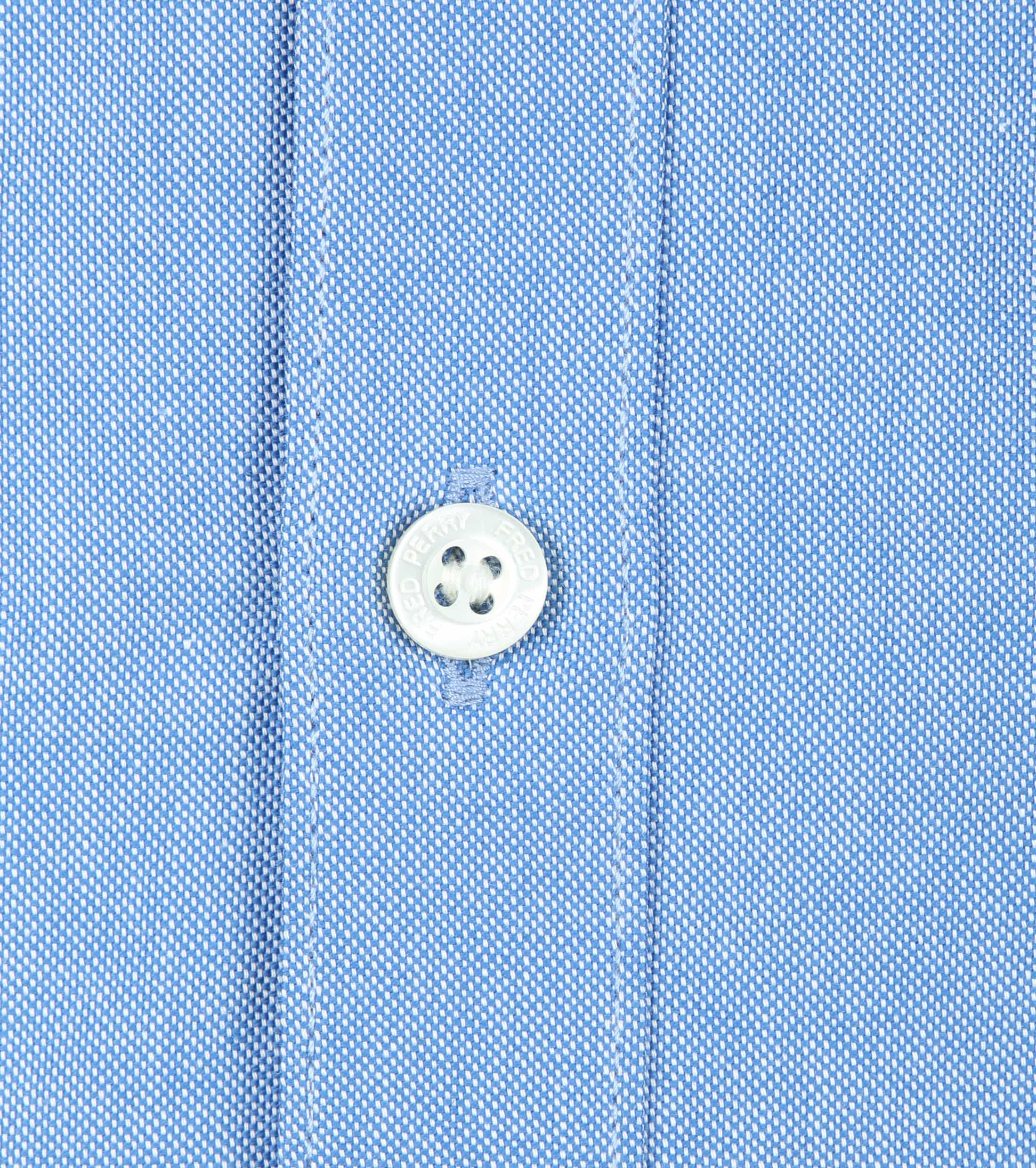 Fred Perry Classic Shirt Blue photo 3