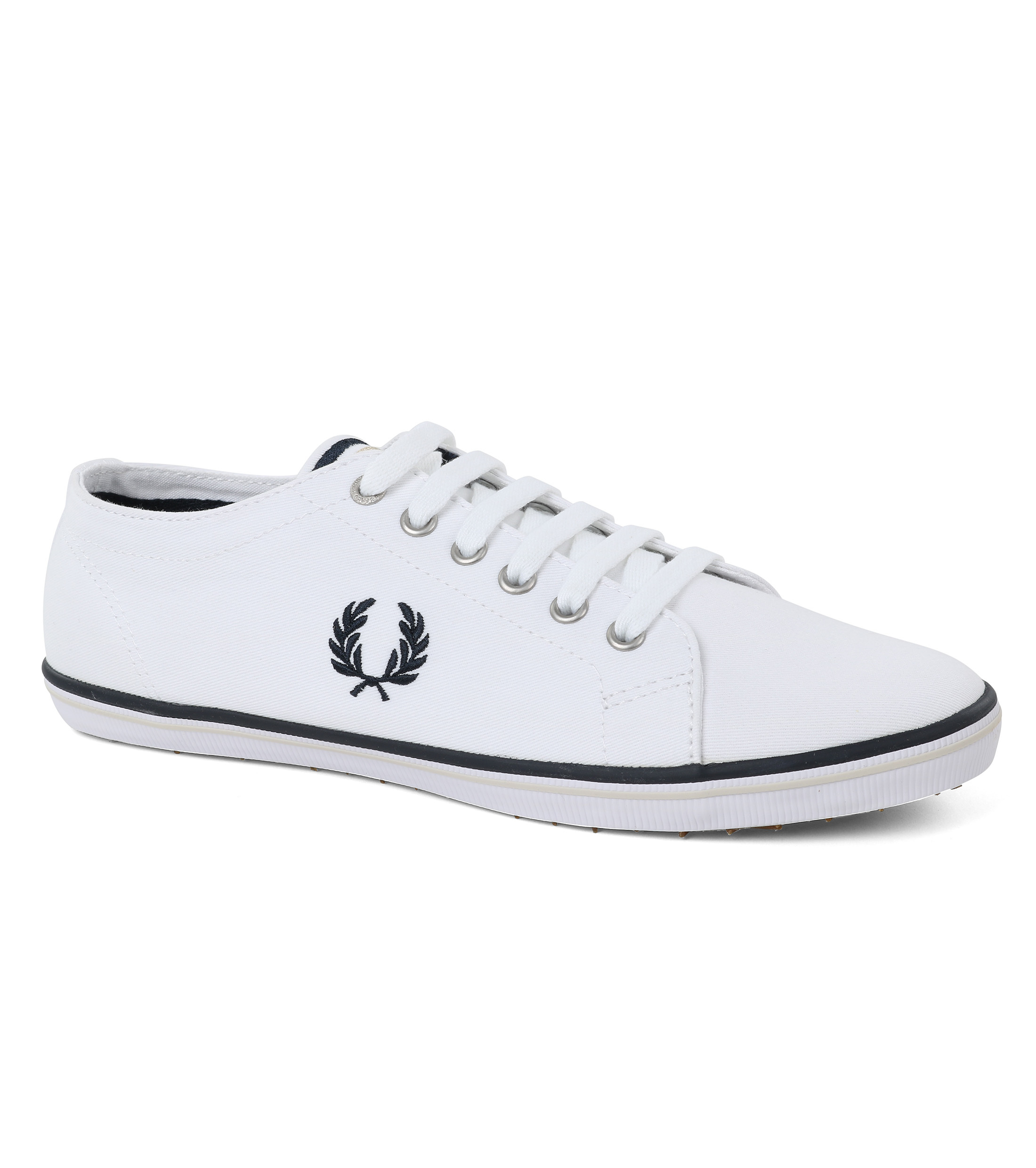 Fred Perry Kingston Sneaker Wit foto 0