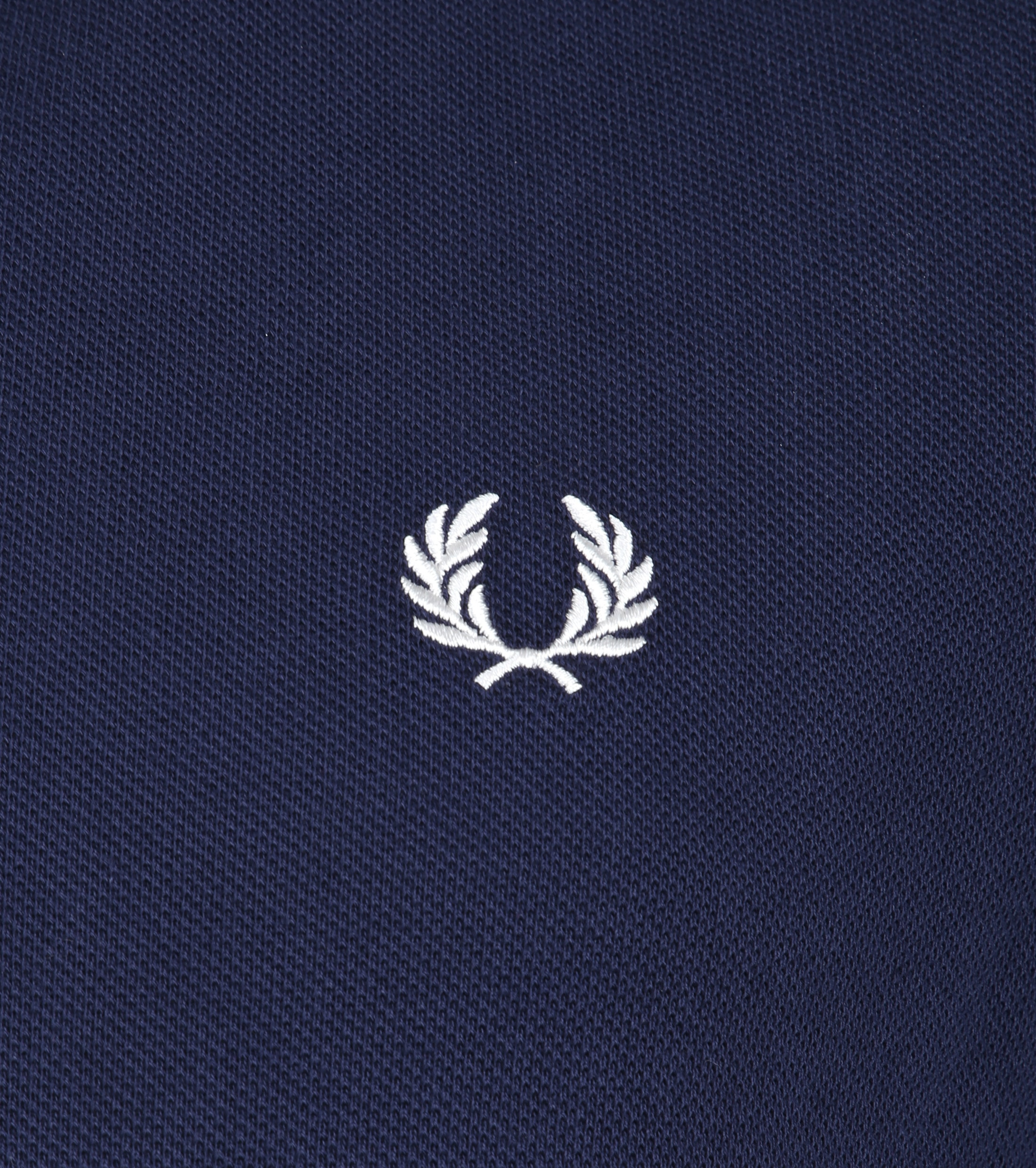 Fred Perry LS Poloshirt Navy I86 foto 2