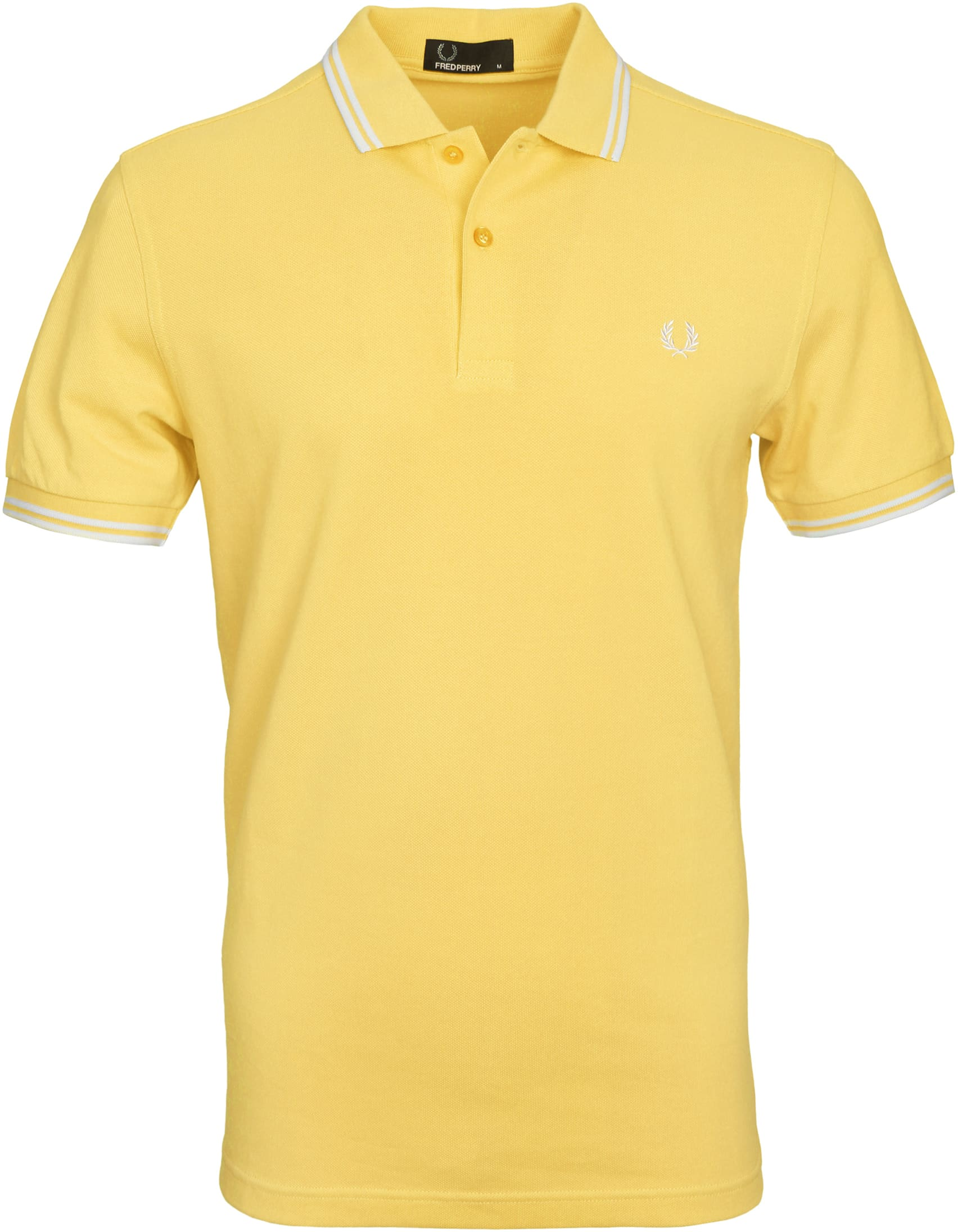 Fred Perry Polo 1964 Yellow foto 0