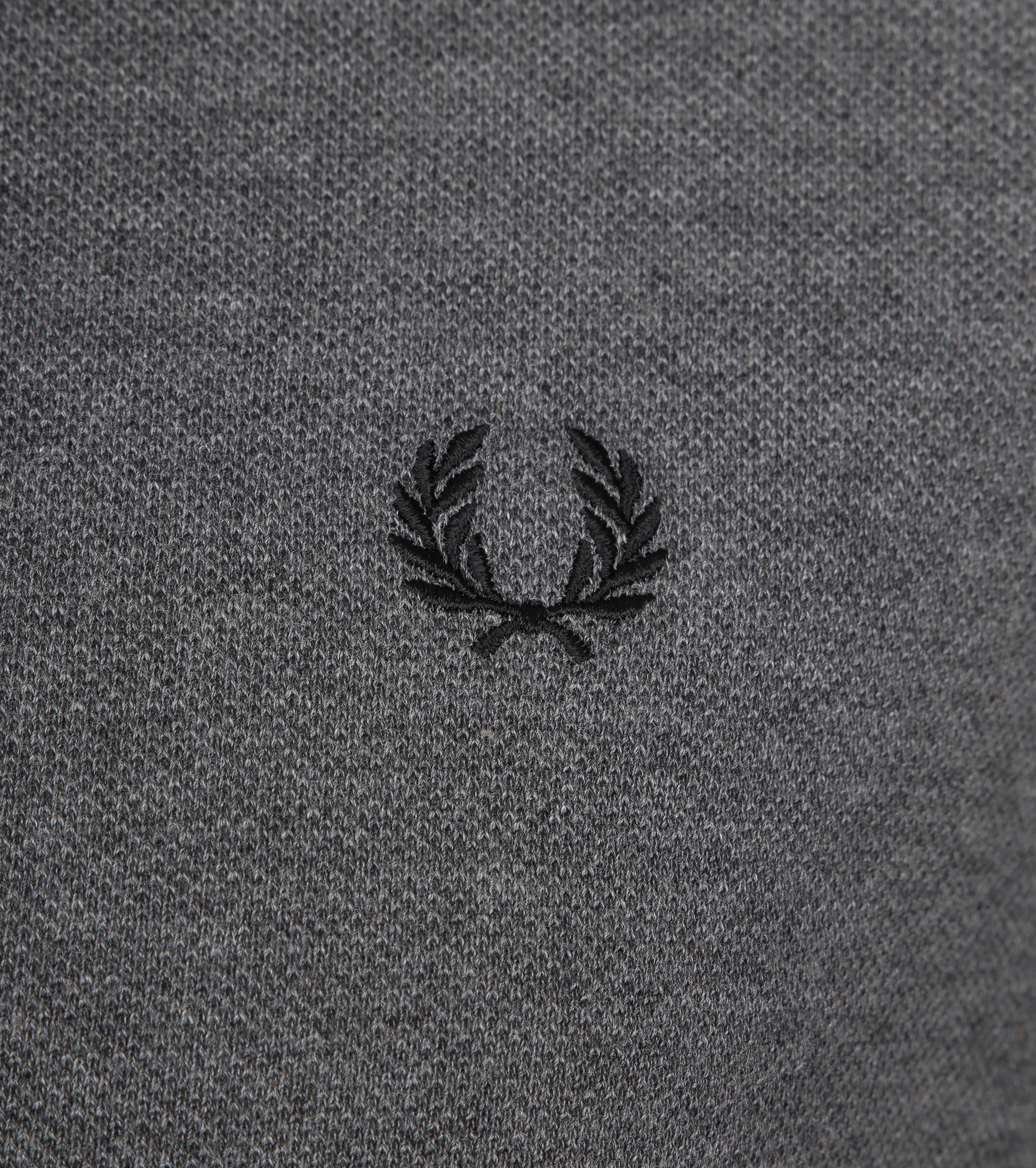 Fred Perry Polo Antraciet G20 foto 1