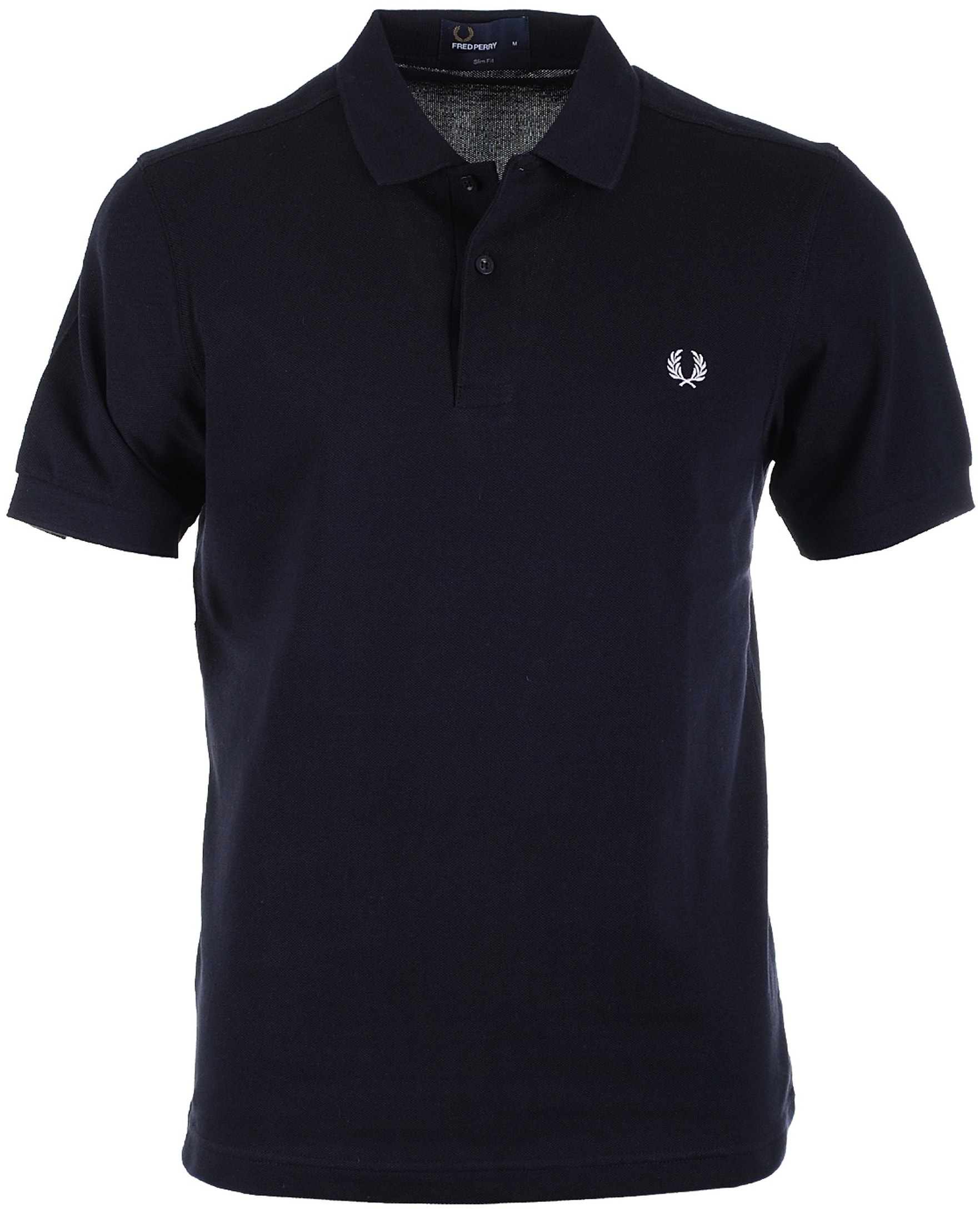 Fred Perry Polo Basic Navy foto 0