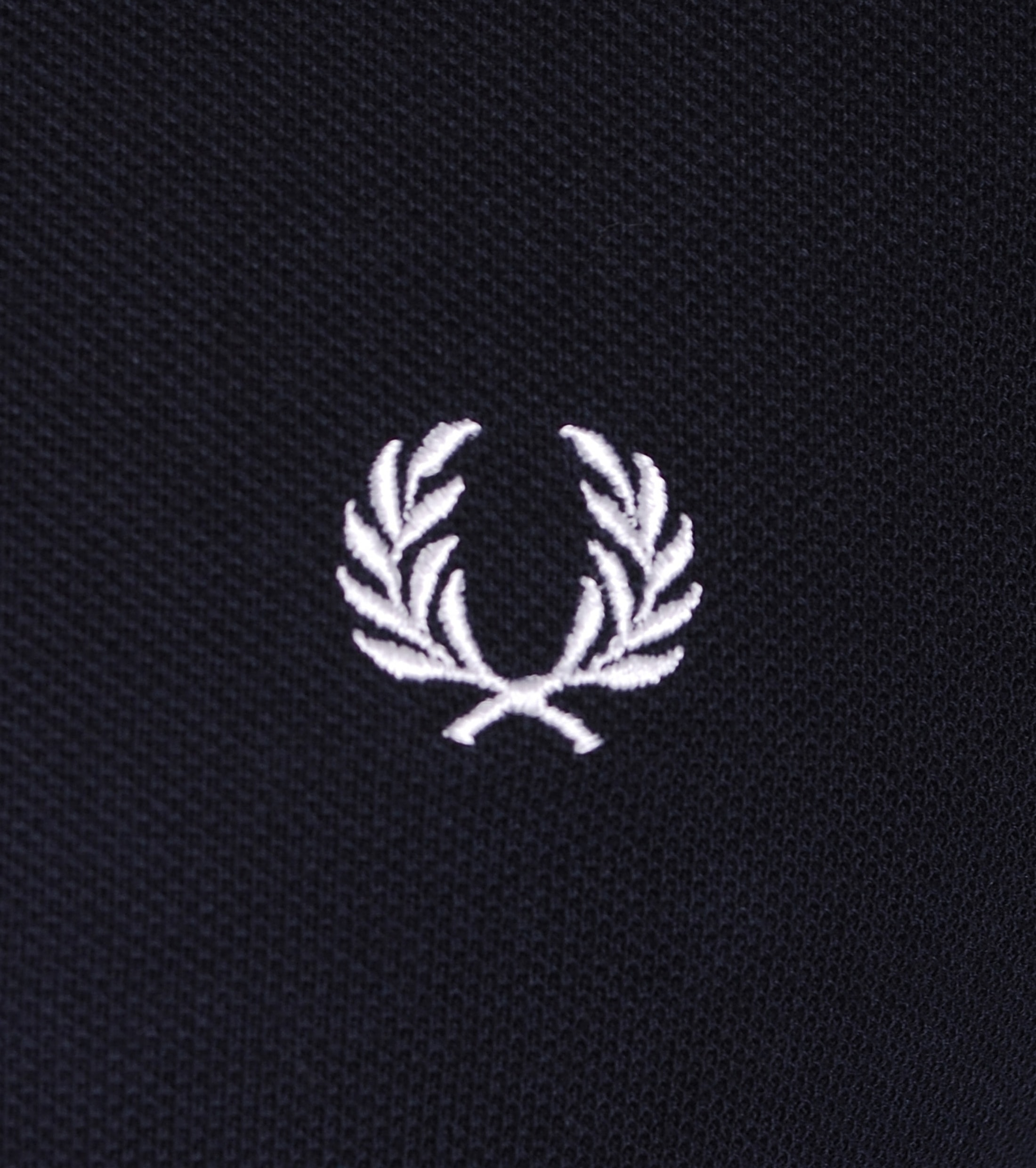 Fred Perry Polo Basic Navy foto 2
