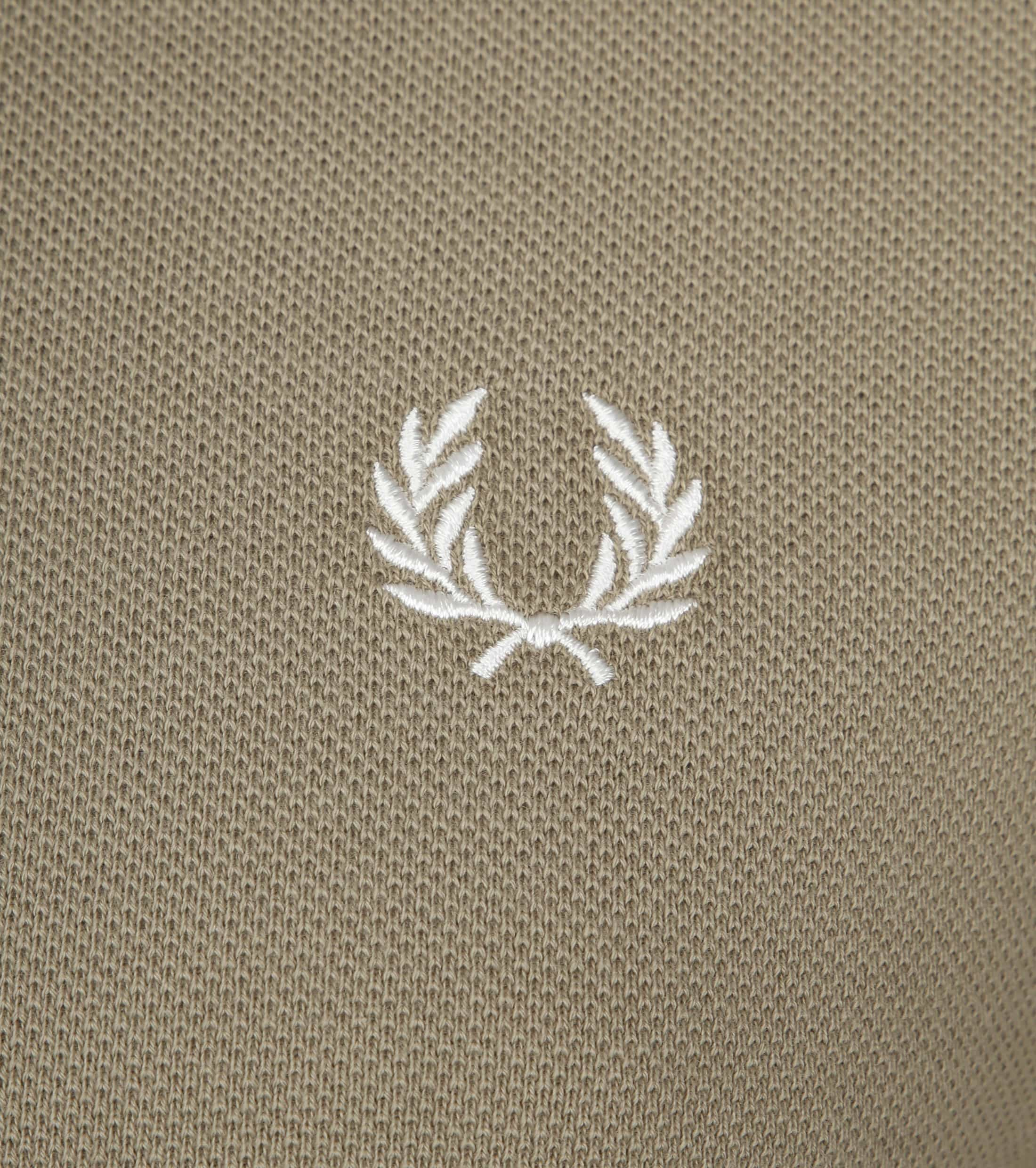 Fred Perry Polo Beige H04 foto 1