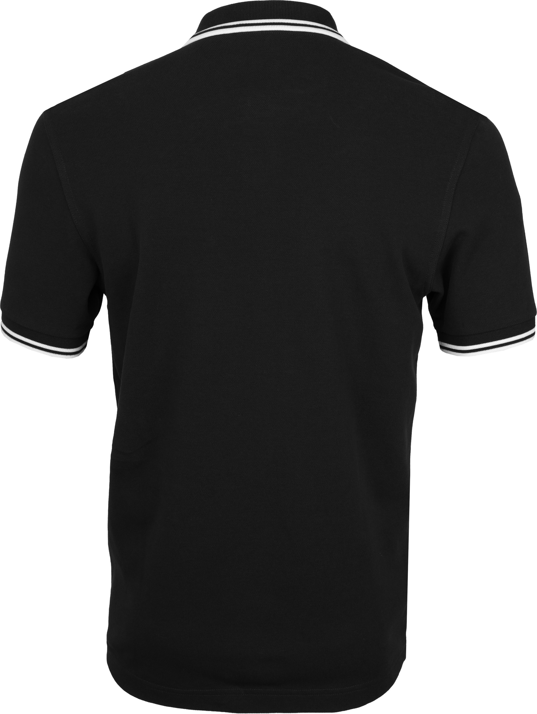 Fred Perry Polo Black 524 foto 2
