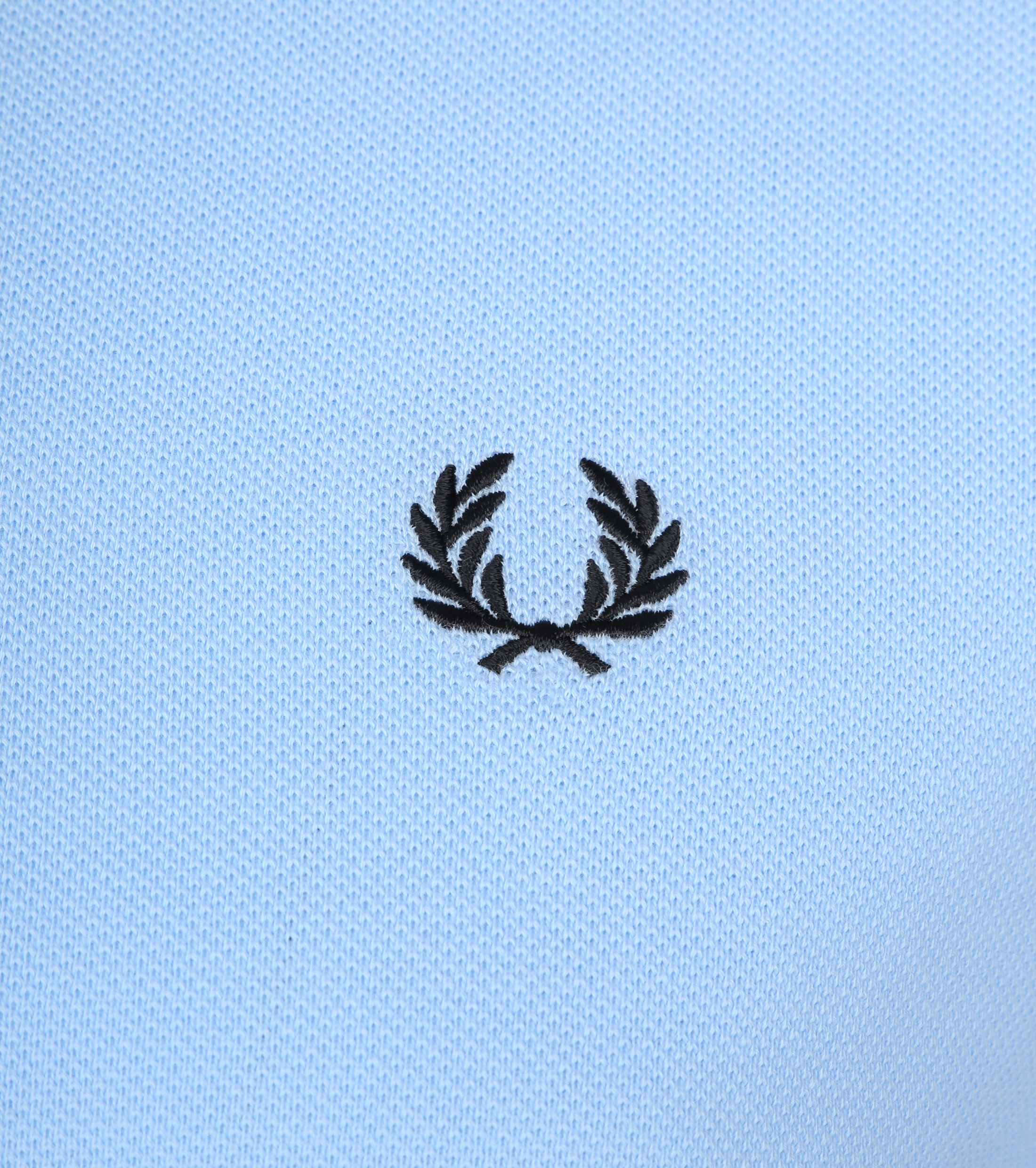 Fred Perry Polo Blauw A68 foto 1