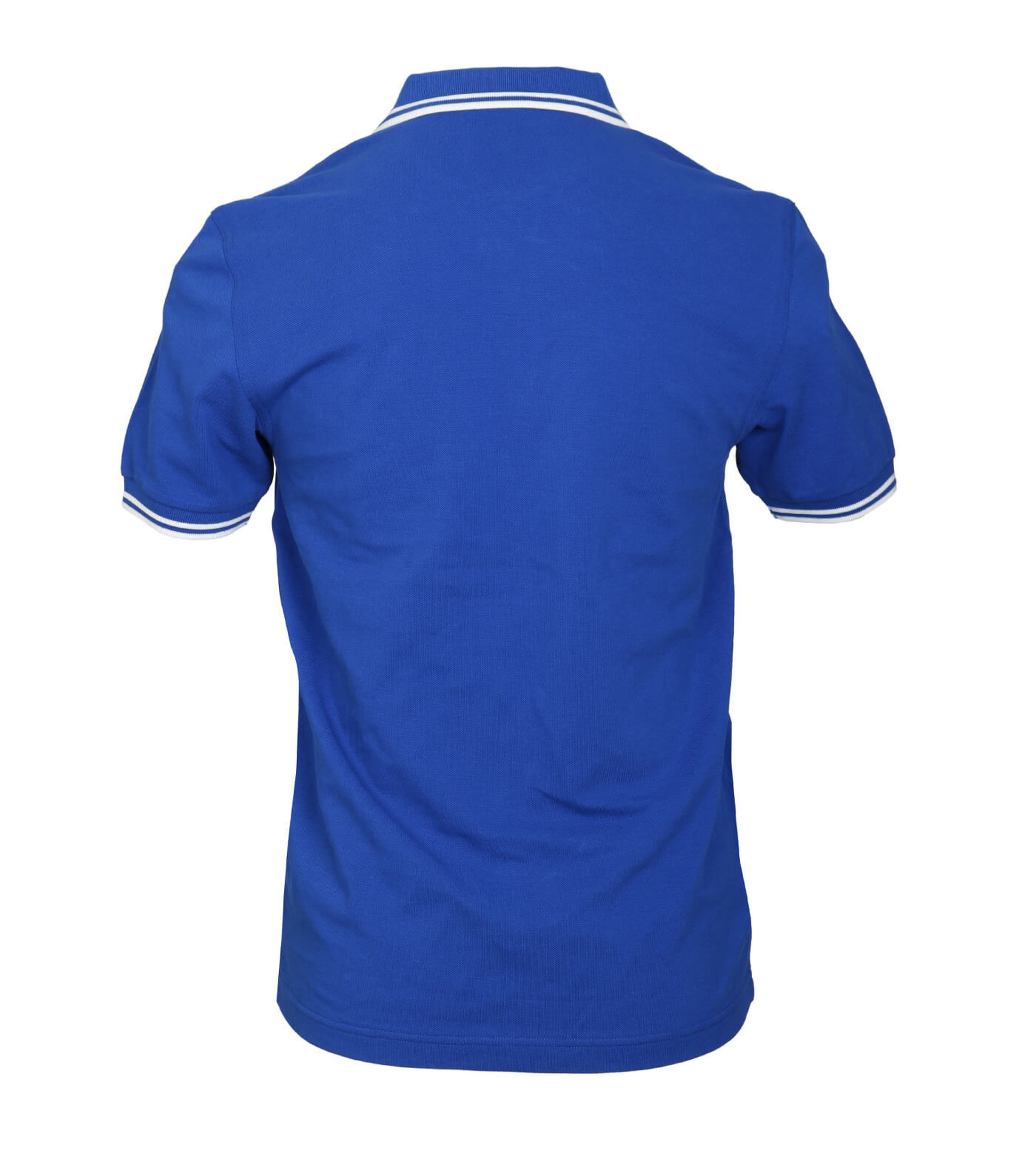 Fred Perry Polo Blauw F80 foto 1
