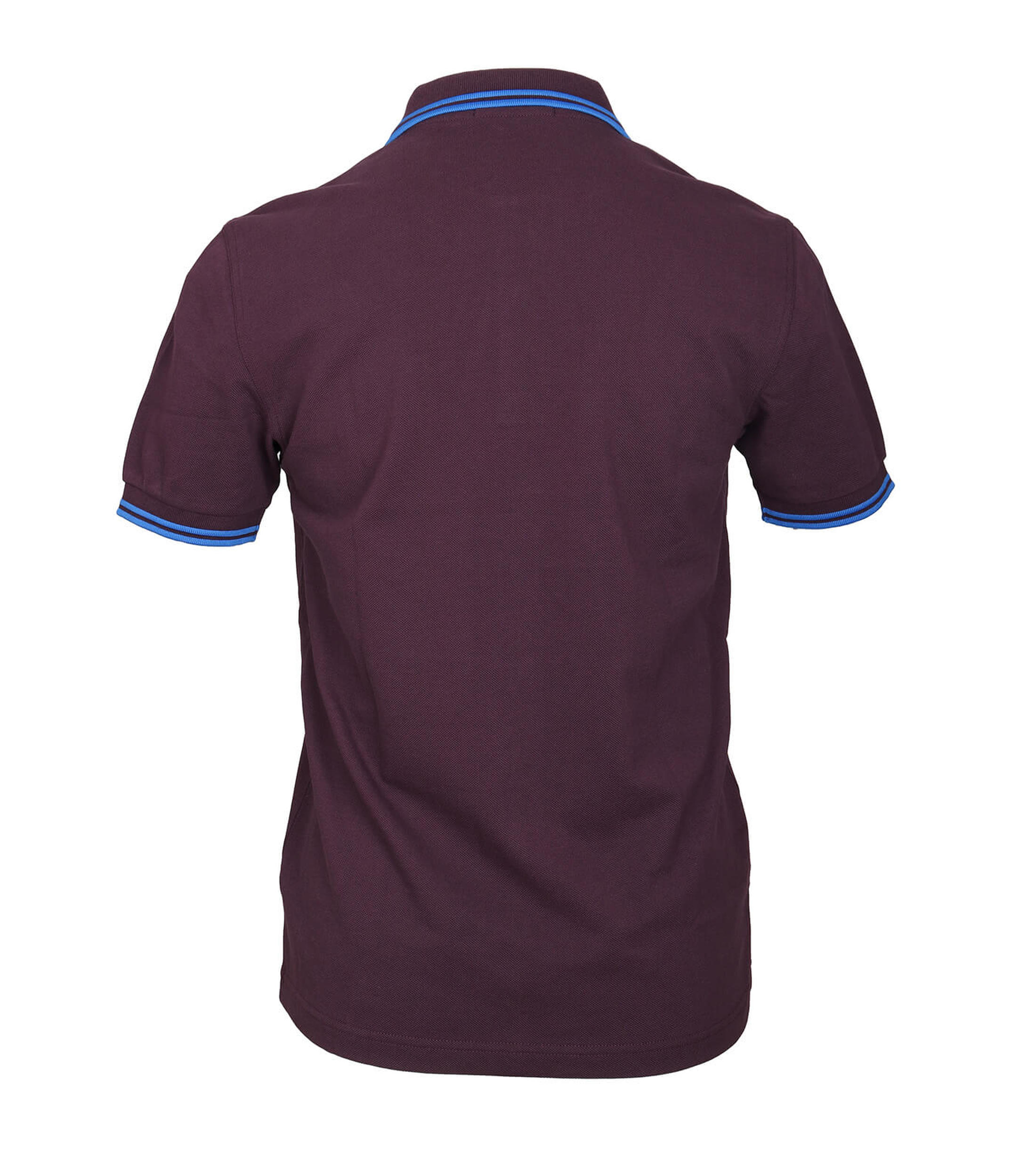 Fred Perry Polo Bordeaux F25 foto 1