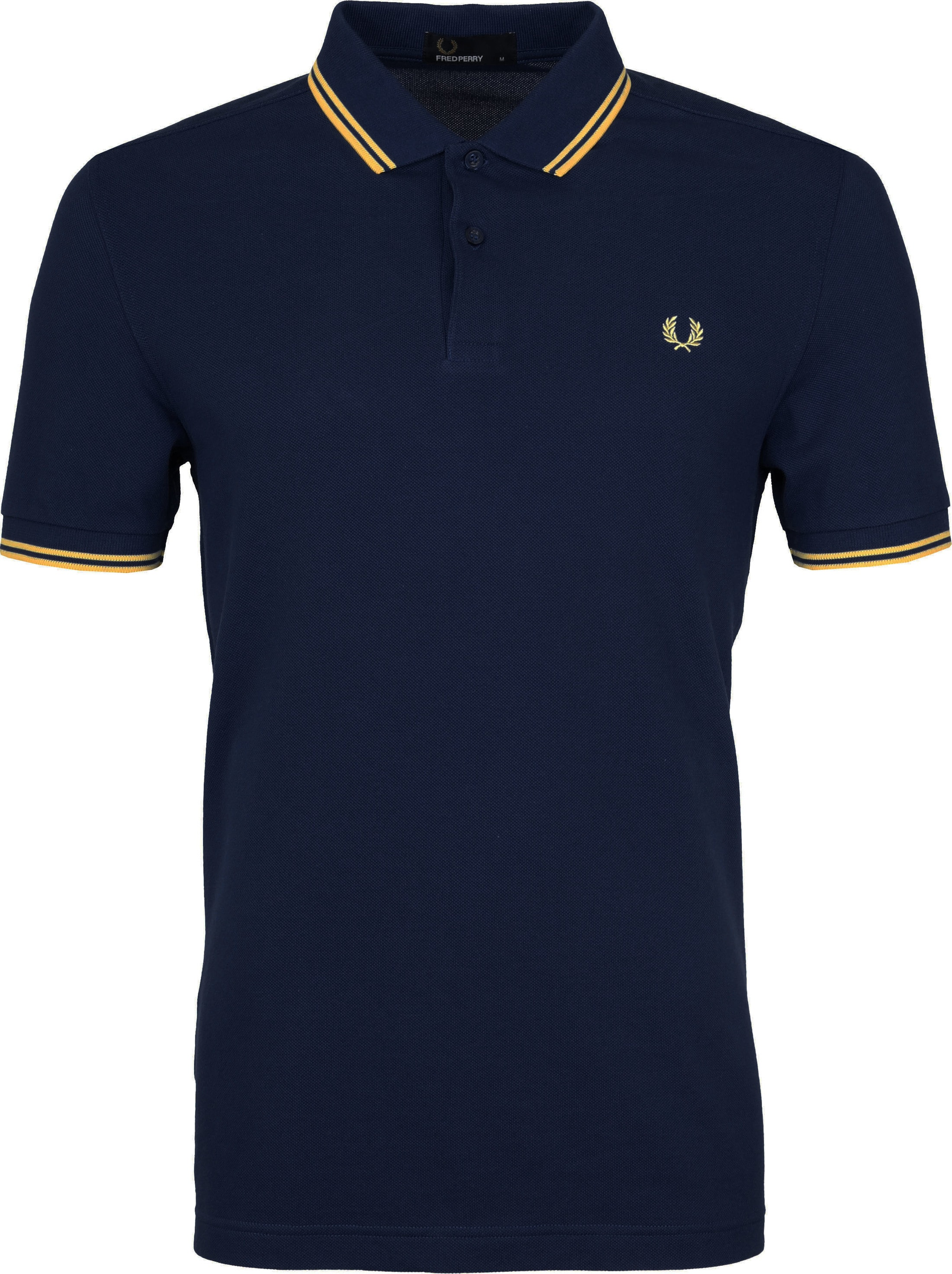 Fred Perry Polo Carbon Blue 266 foto 0