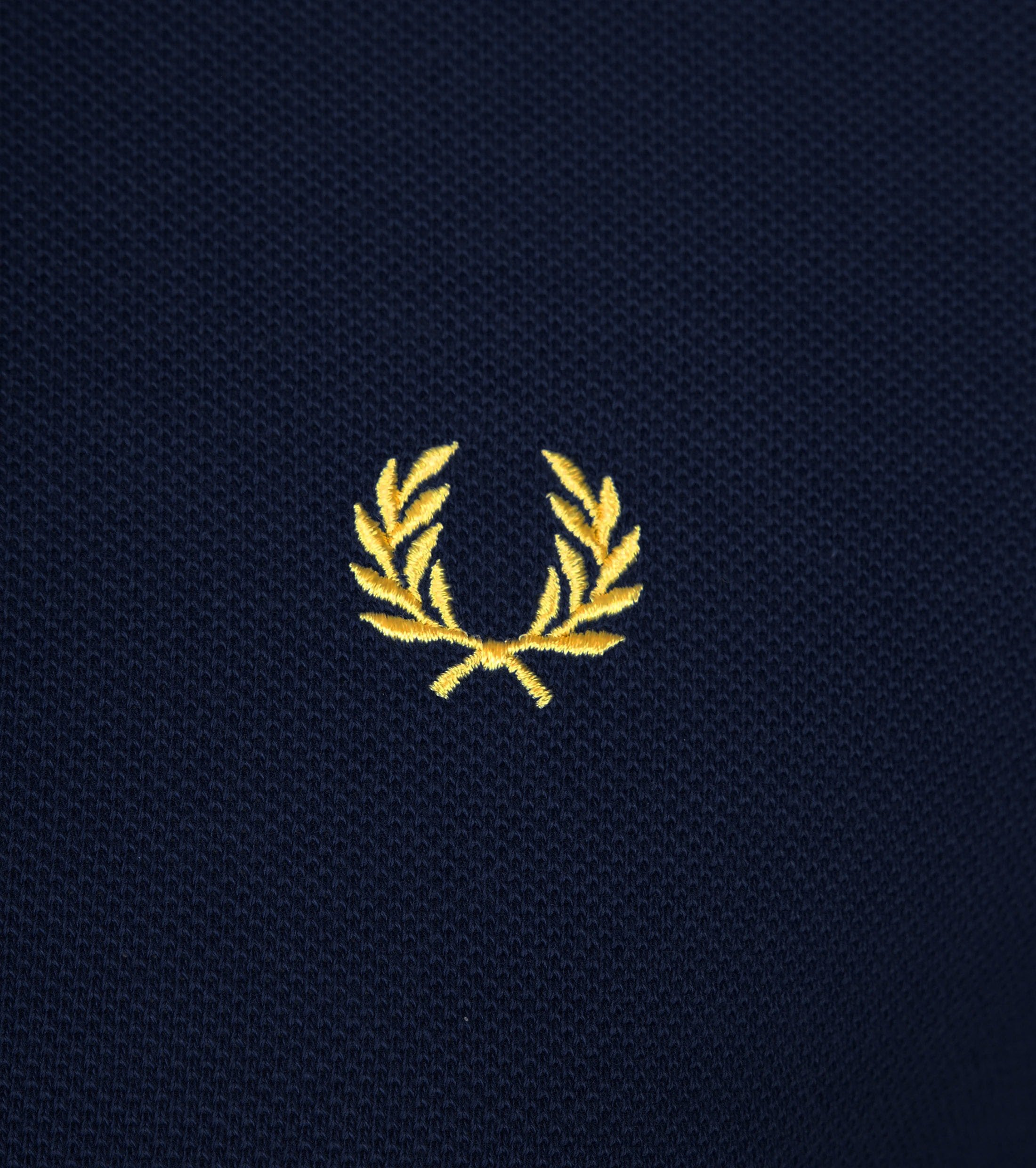 Fred Perry Polo Carbon Blue 266 foto 1