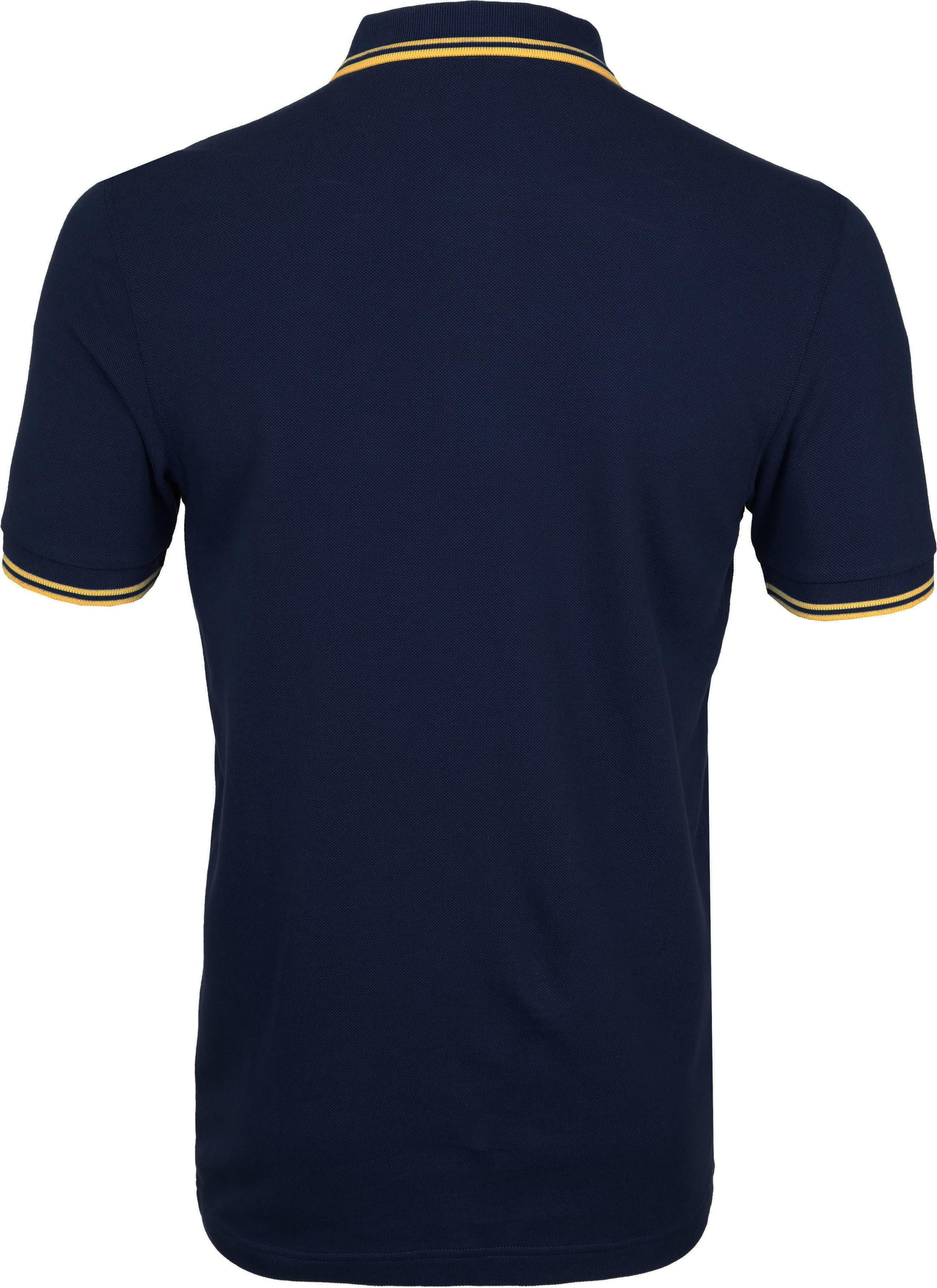 Fred Perry Polo Carbon Blue 266 foto 2