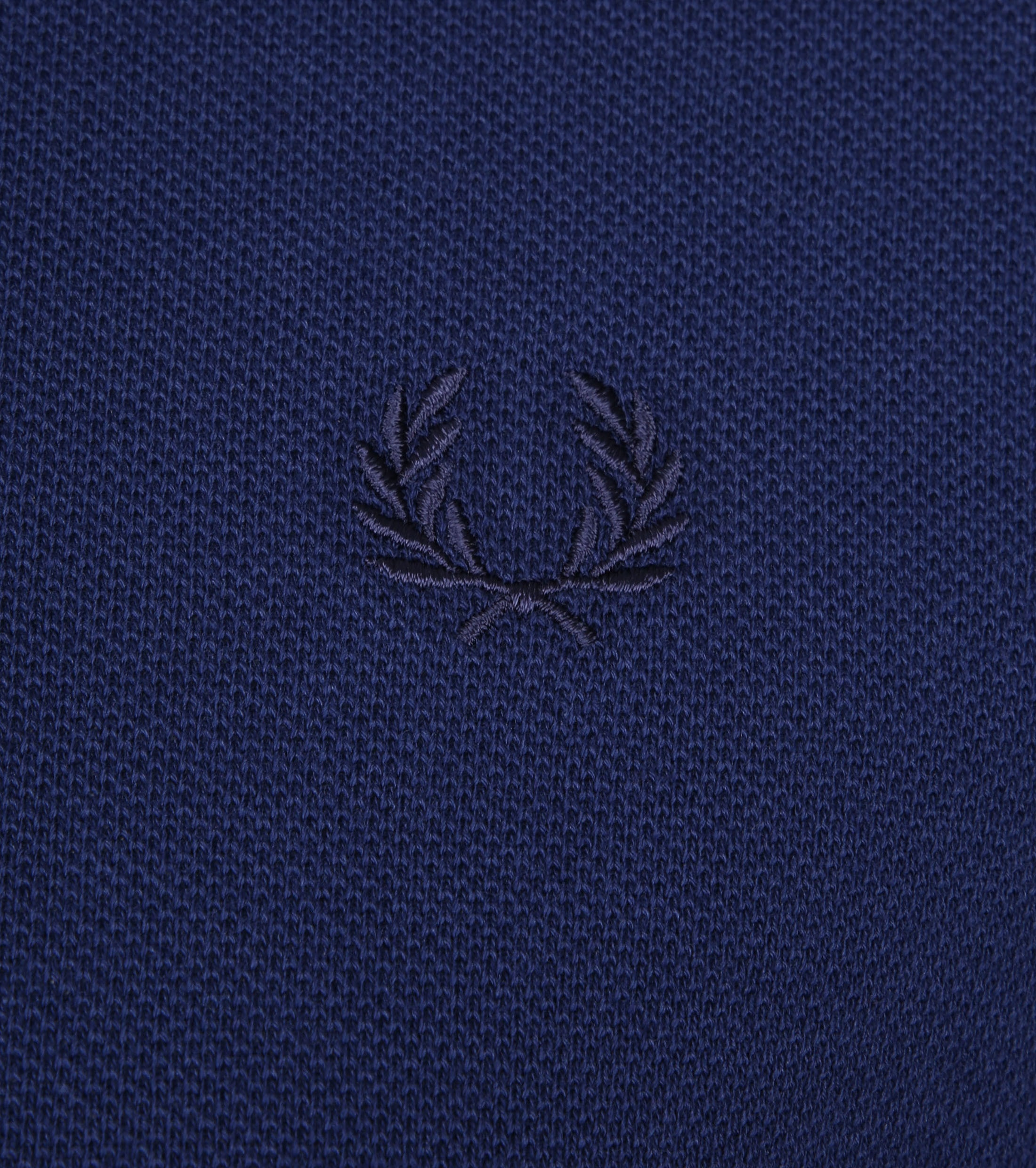 Fred Perry Polo Donkerblauw H36 foto 1