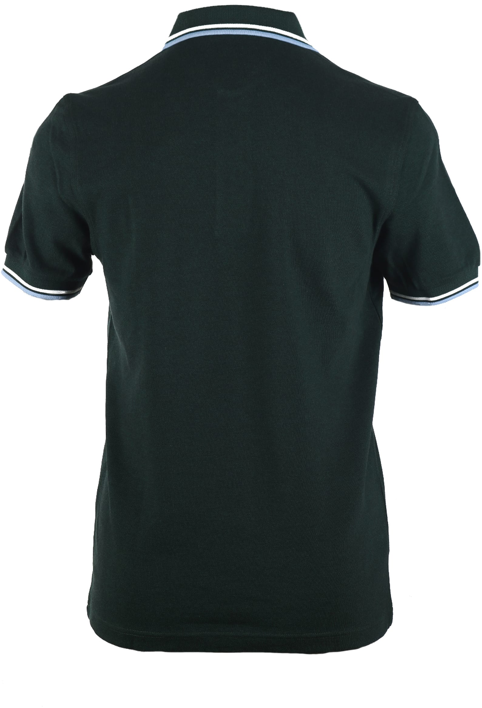 Fred Perry Polo Donkergroen E05 foto 1