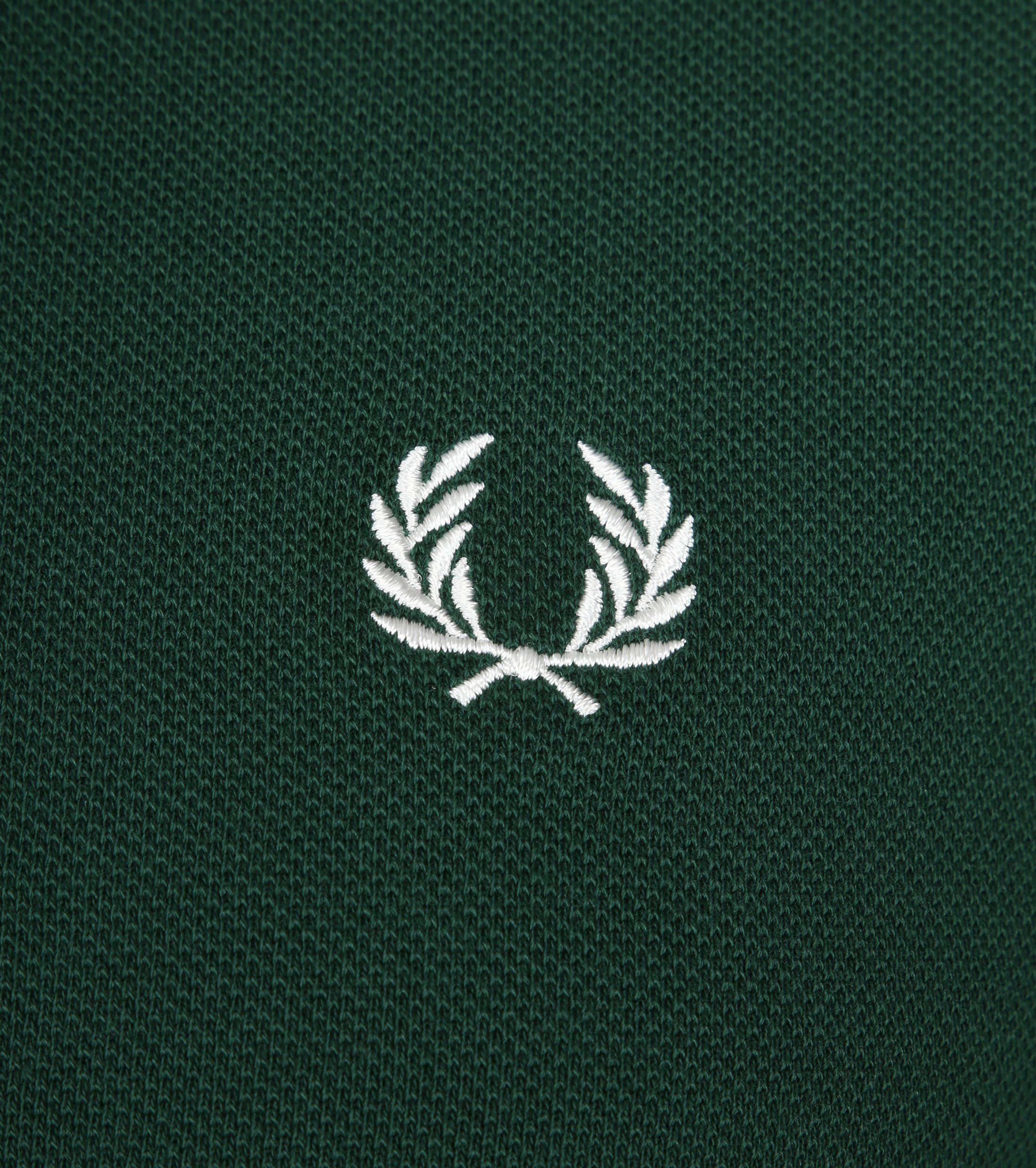 Fred Perry Polo Green 406 foto 1