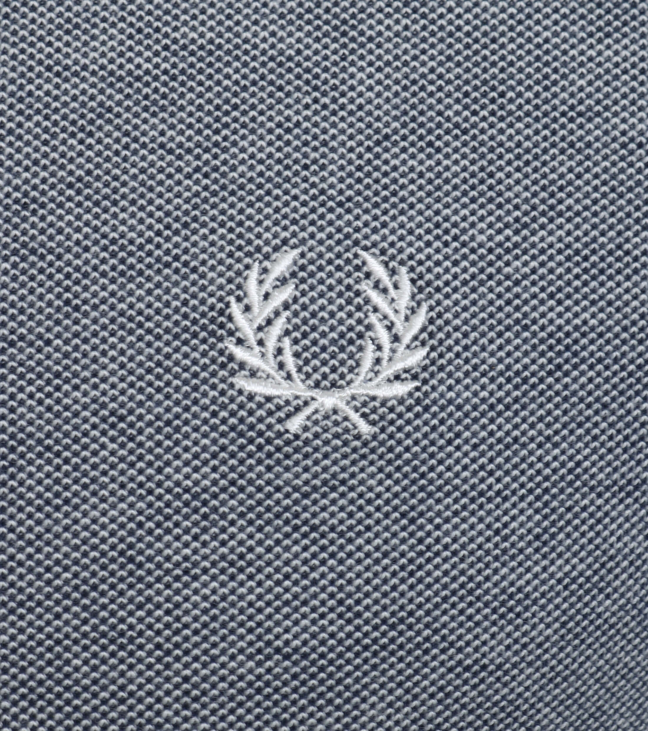 Fred Perry Polo Grijs F62 foto 3
