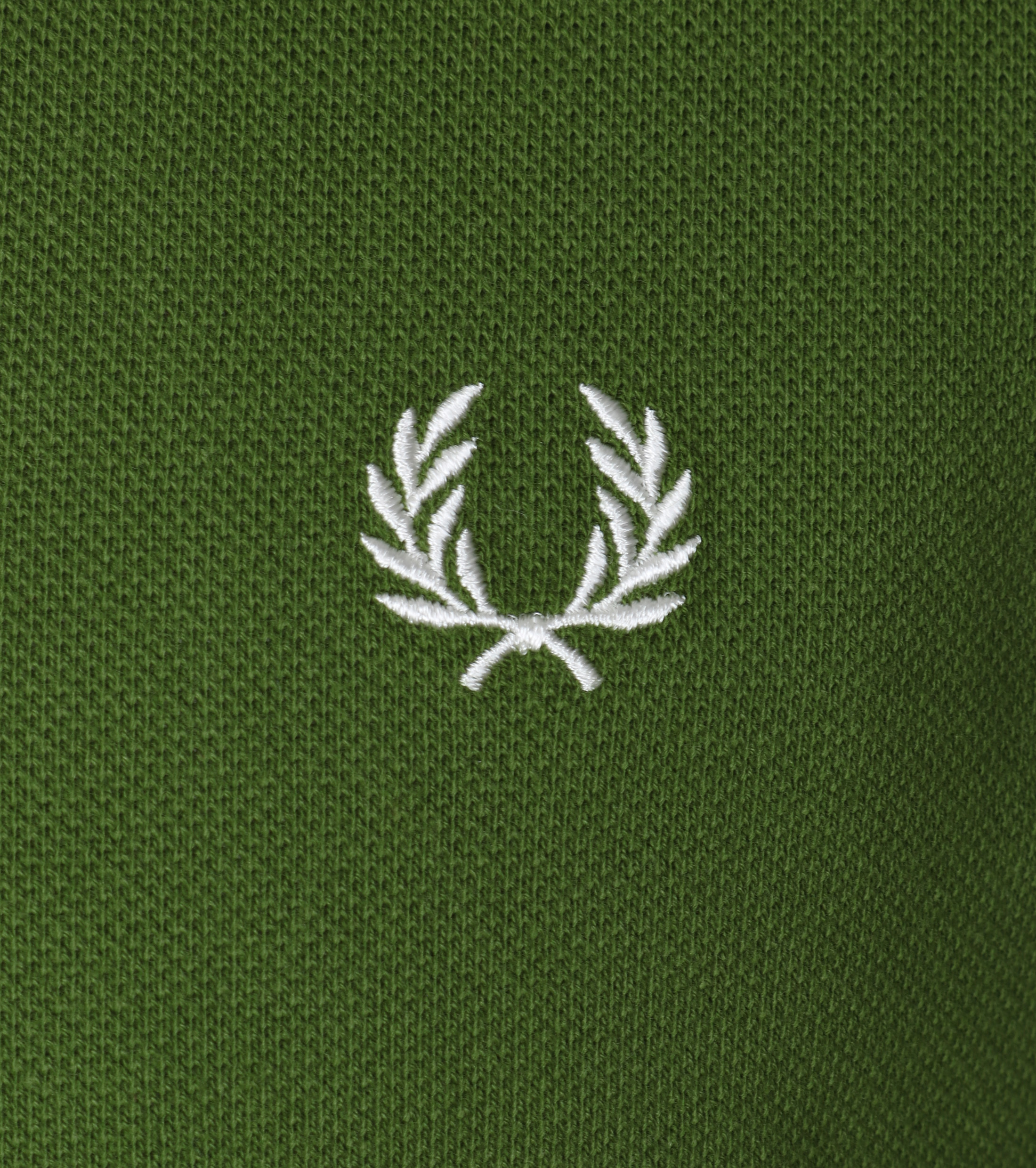 Fred Perry Polo Groen 293 foto 1