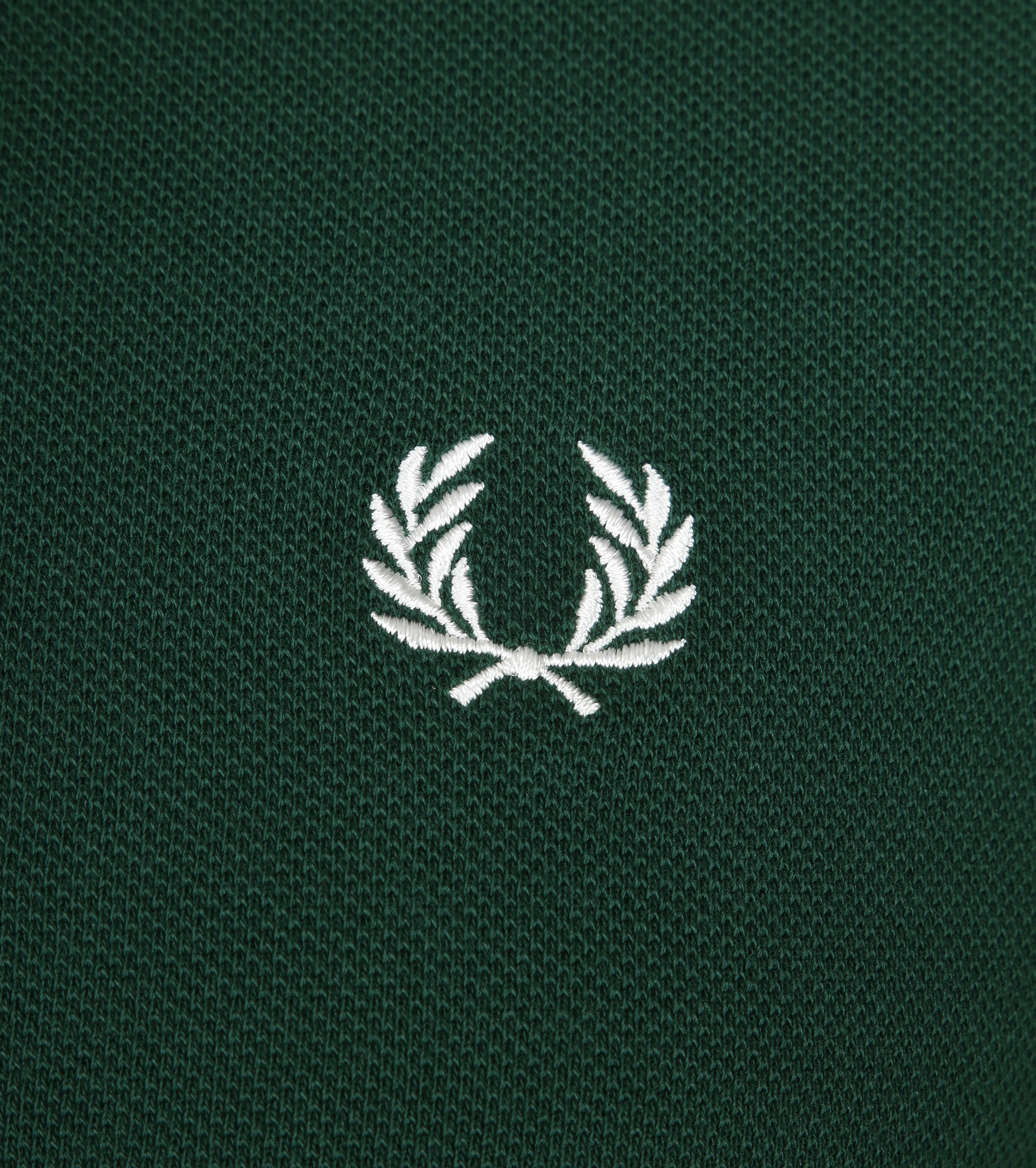 Fred Perry Polo Groen 406 foto 1