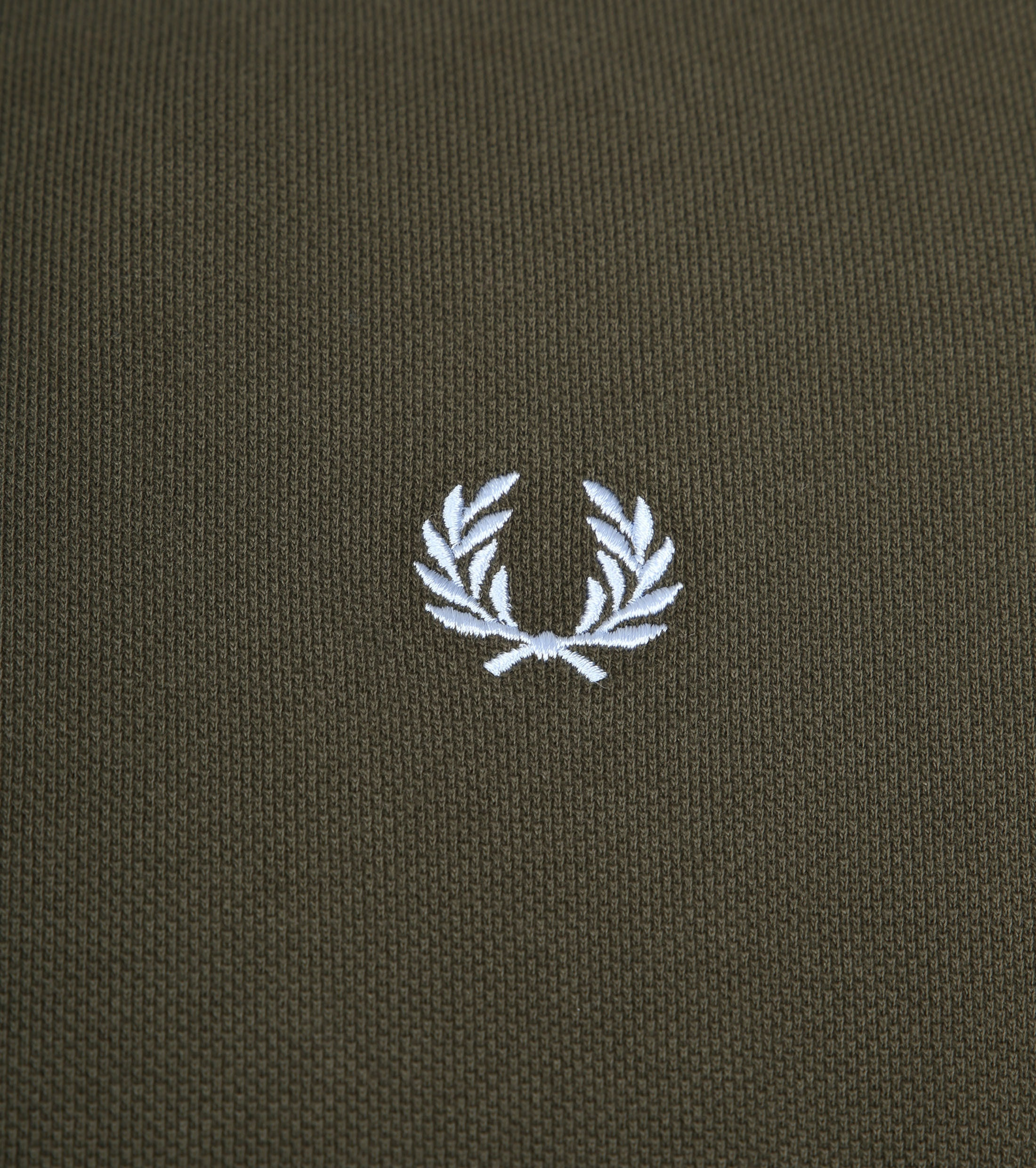 Fred Perry Polo Groen 617 foto 1
