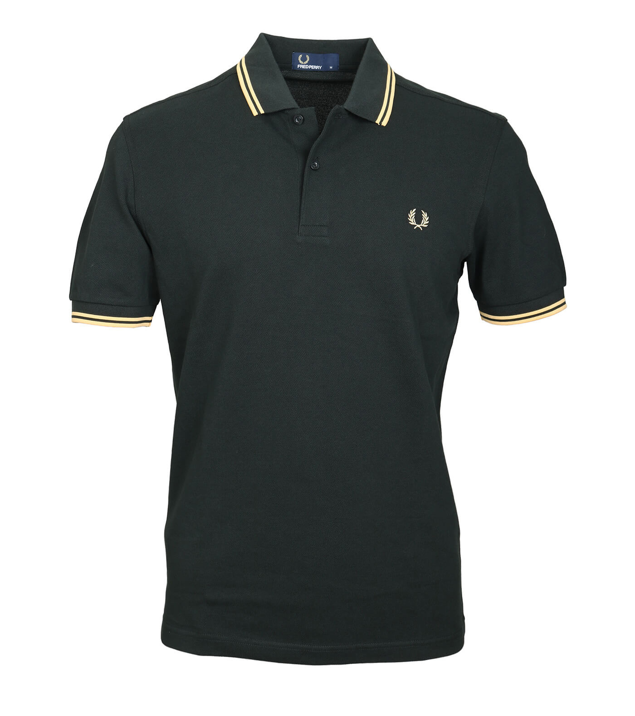 Fred Perry Polo Groen C97 foto 0