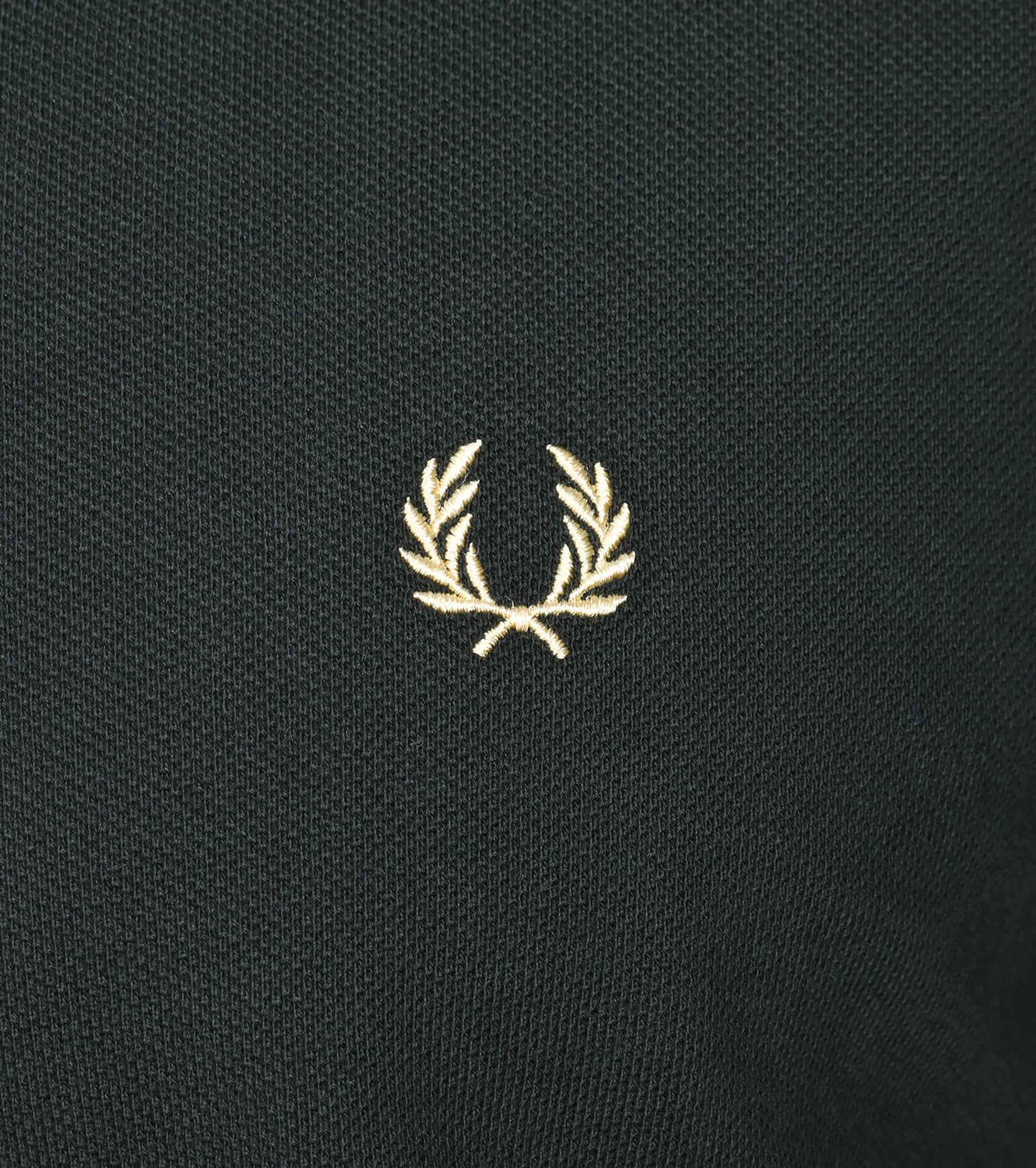 Fred Perry Polo Groen C97 foto 2