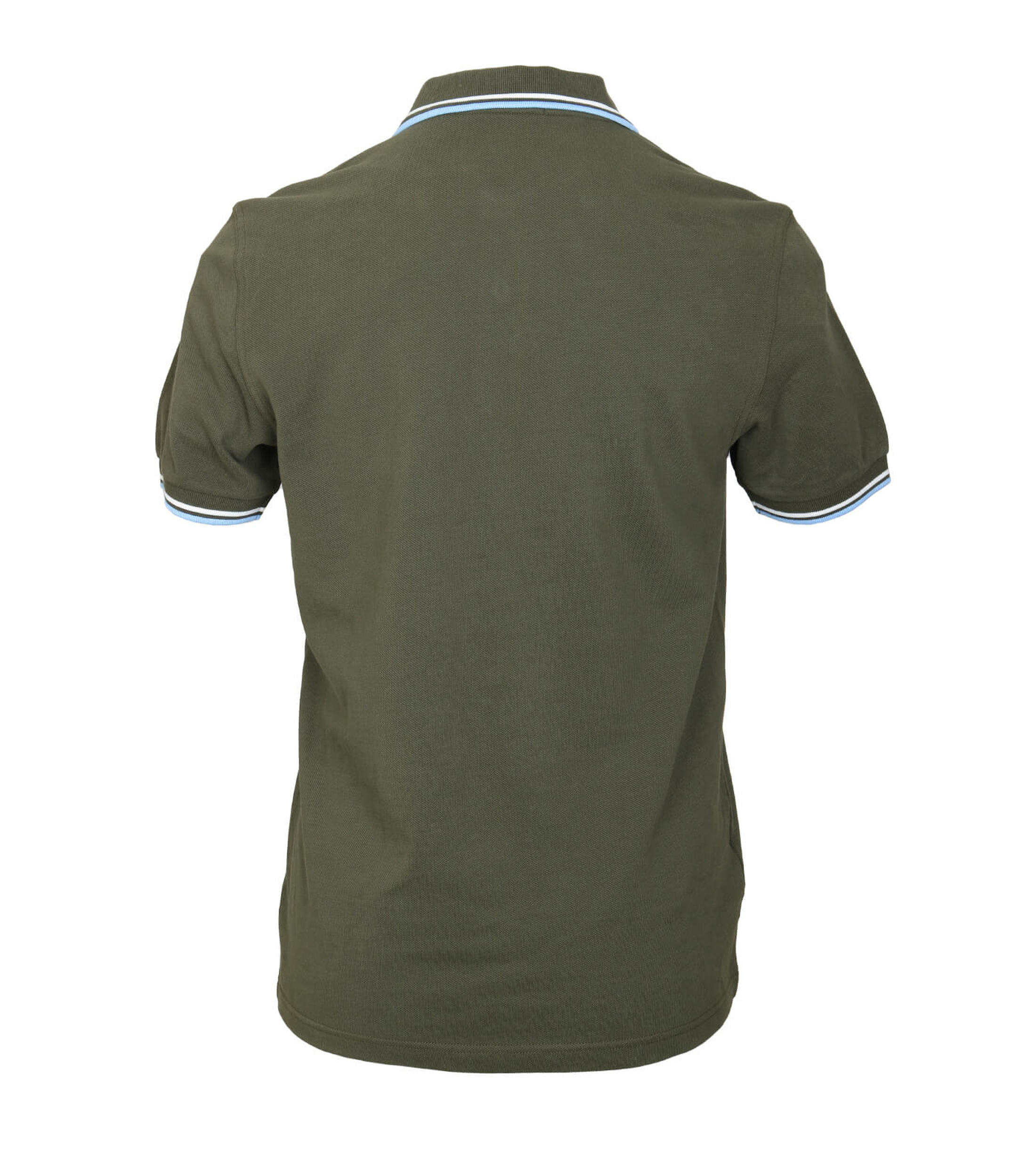 Fred Perry Polo Groen D65 foto 1