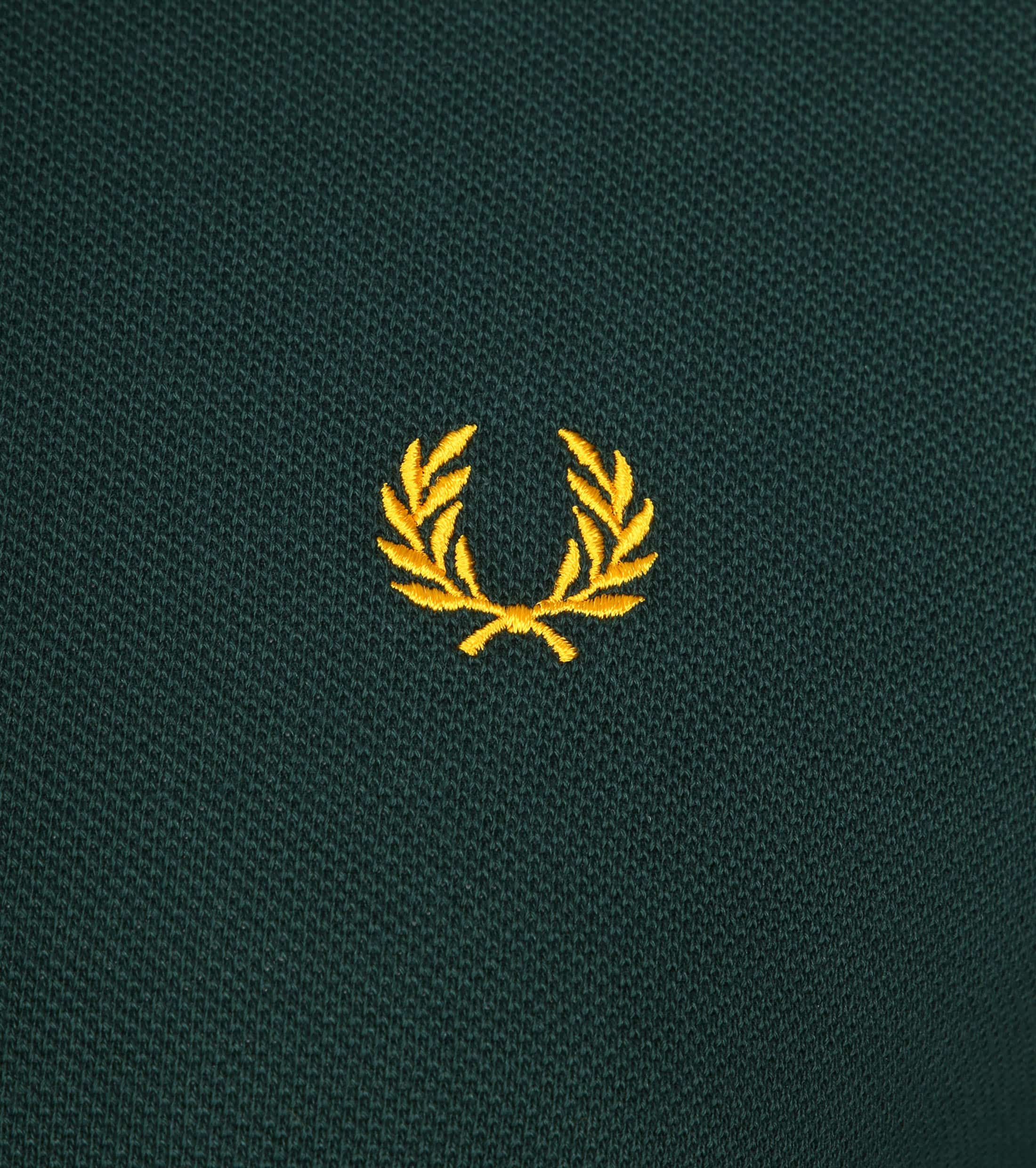 Fred Perry Polo Groen F40 foto 1