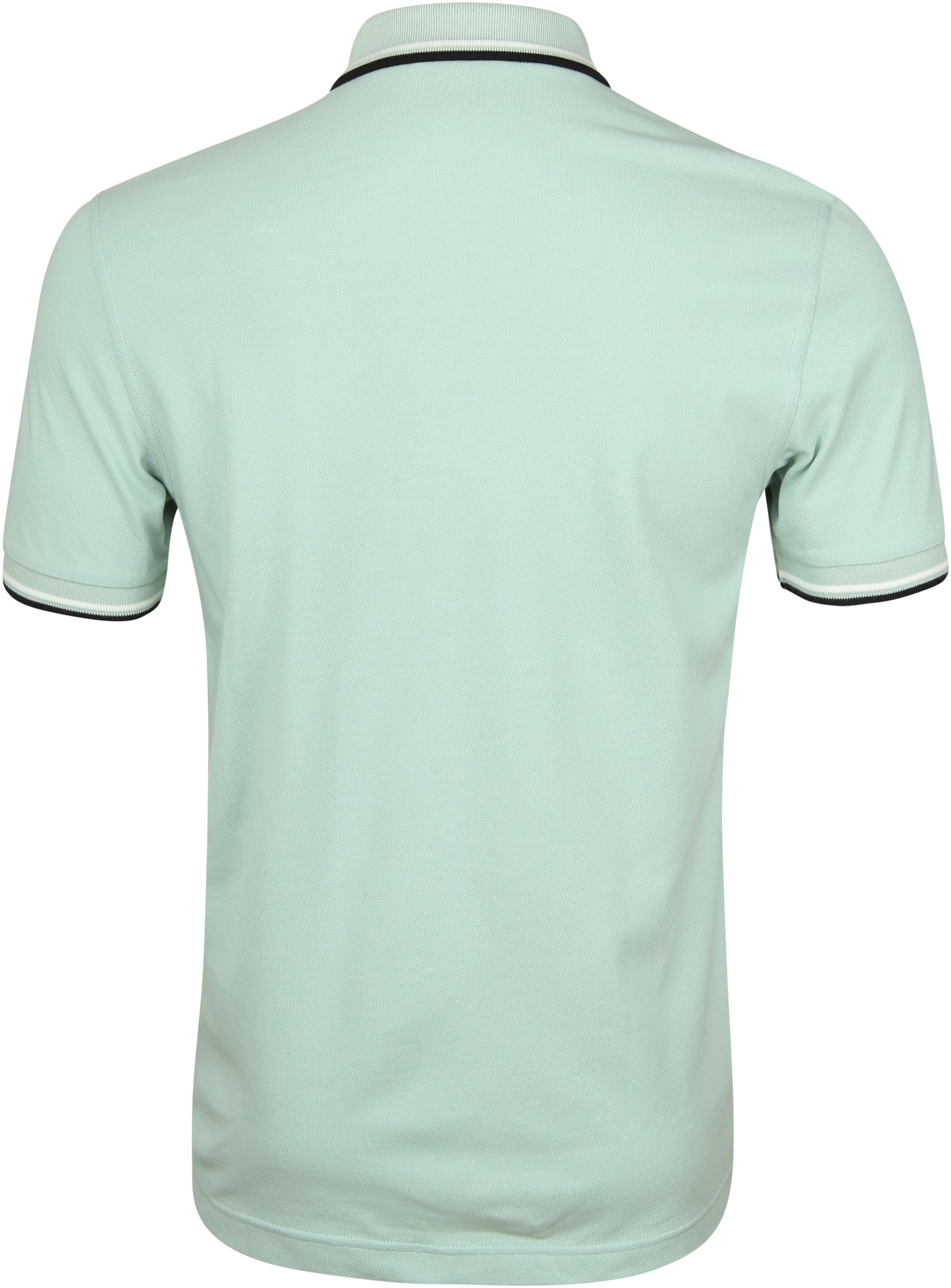Fred Perry Polo Groen H40 foto 2