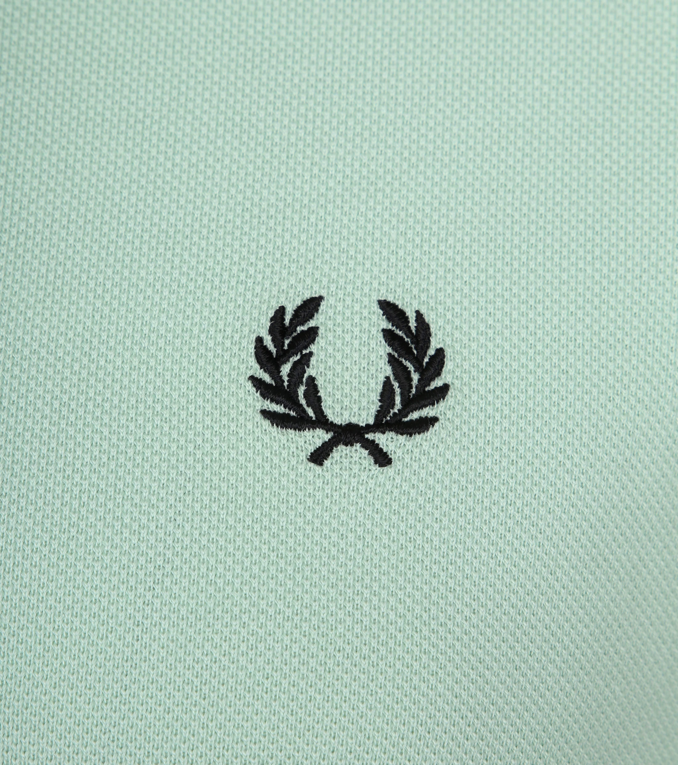 Fred Perry Polo Groen H40 foto 1