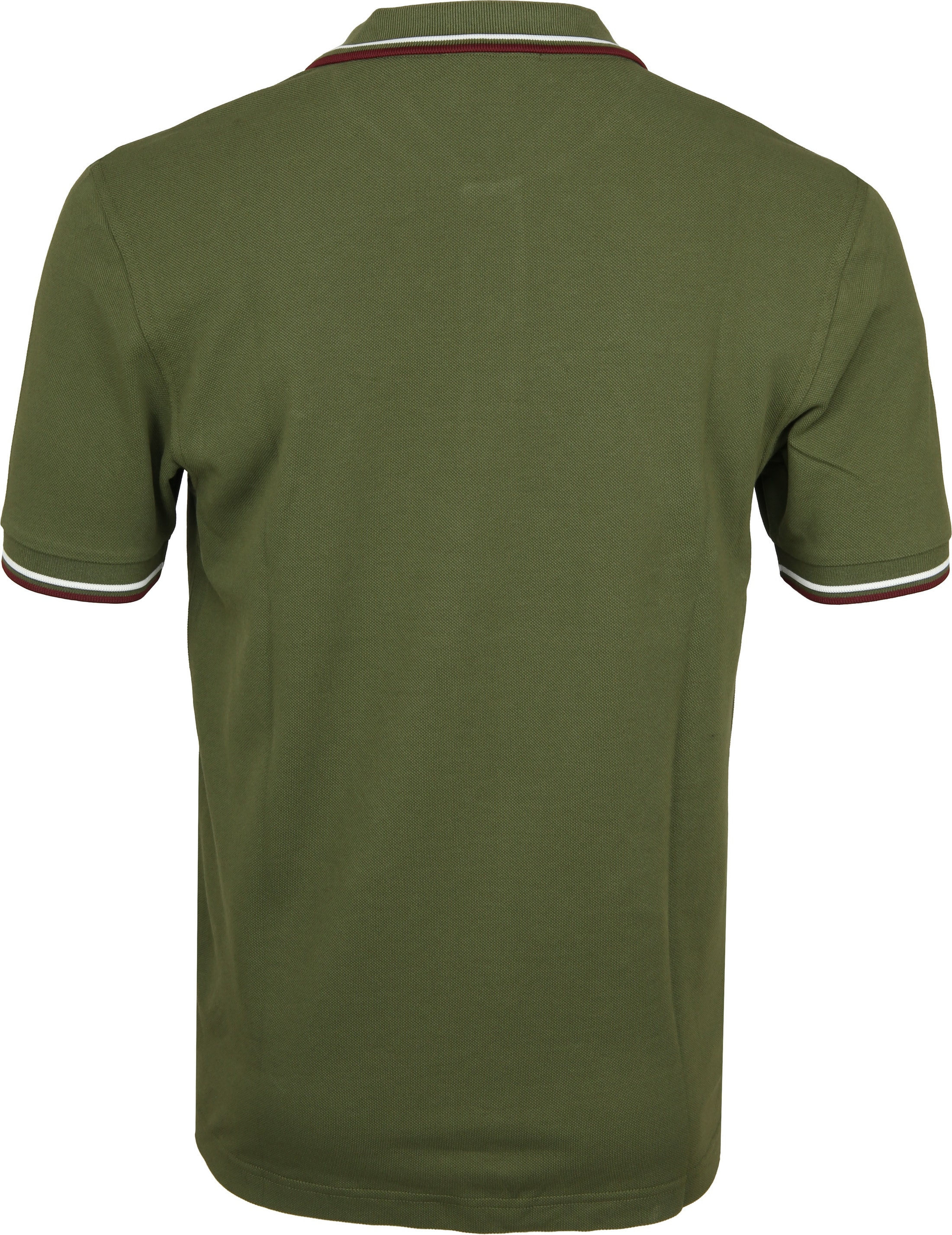 Fred Perry Polo Groen H94 foto 2