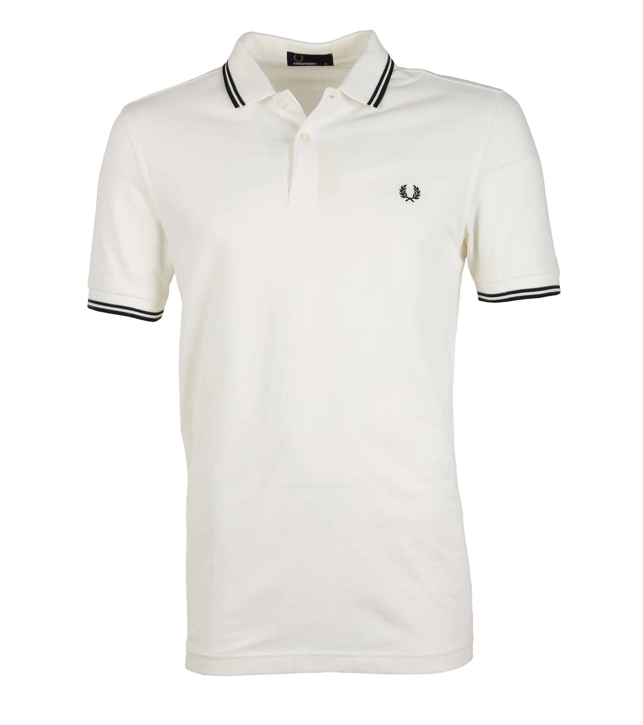 Fred Perry Polo Light Ecru foto 0
