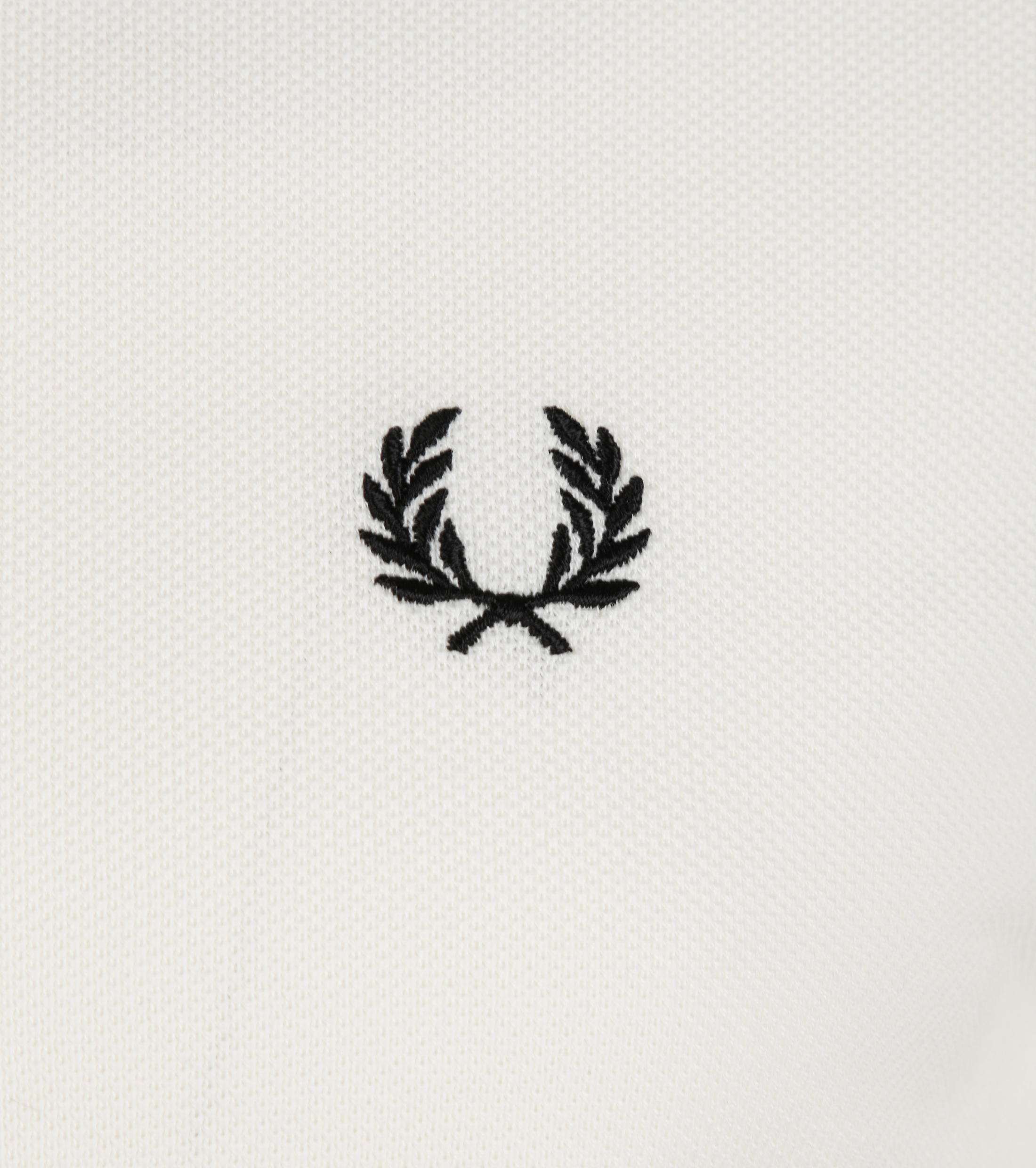 Fred Perry Polo Light Ecru foto 1